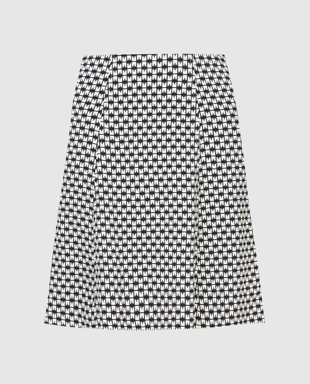 Etro Белая юбка изображение 1