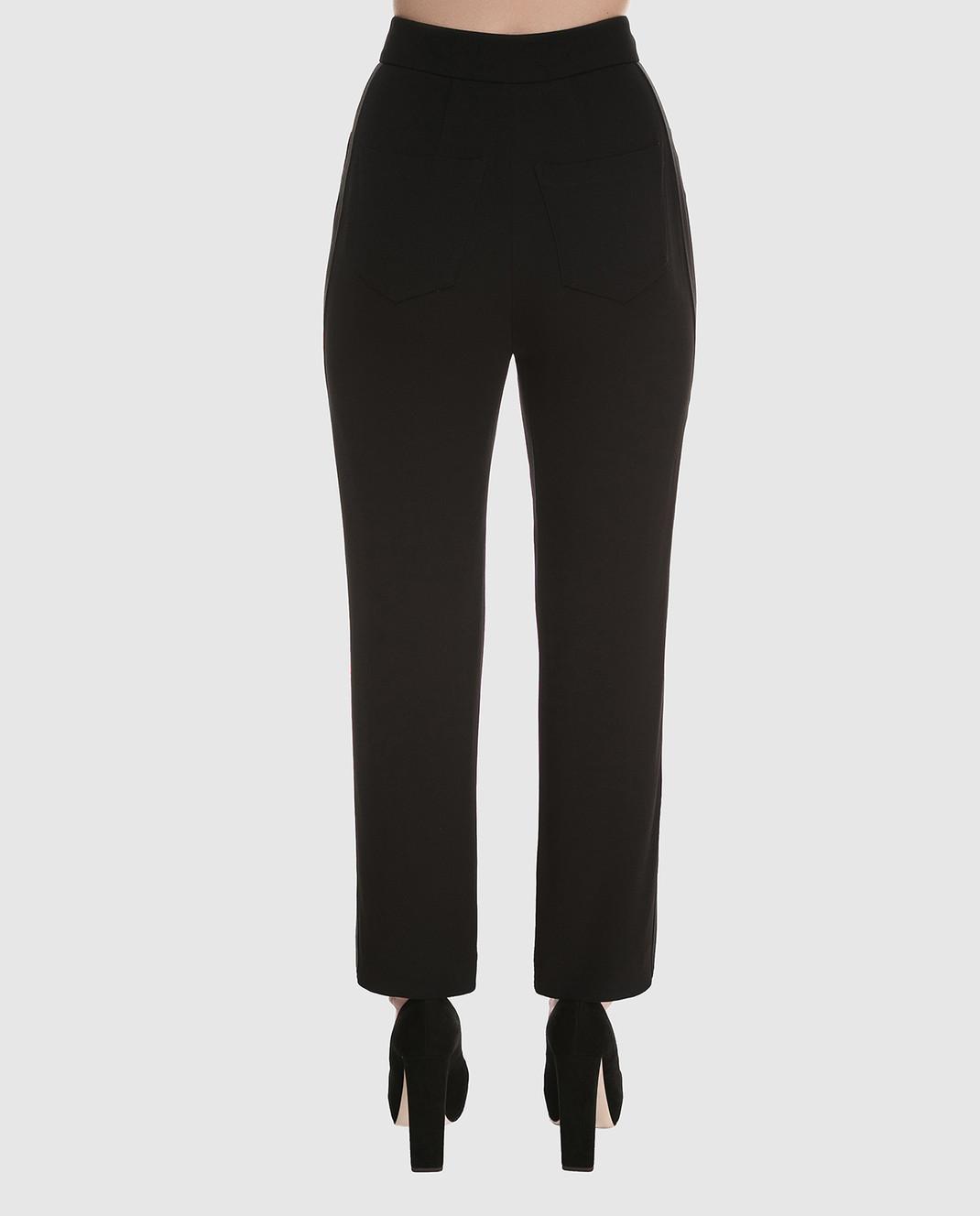 Balmain Черные брюки изображение 4