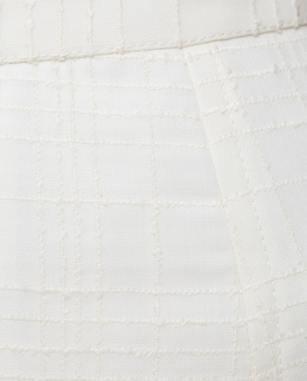 Bottega Veneta Белая юбка 544961 изображение 5