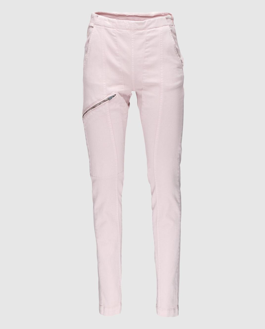 Dondup Пудровые джинсы DP085K