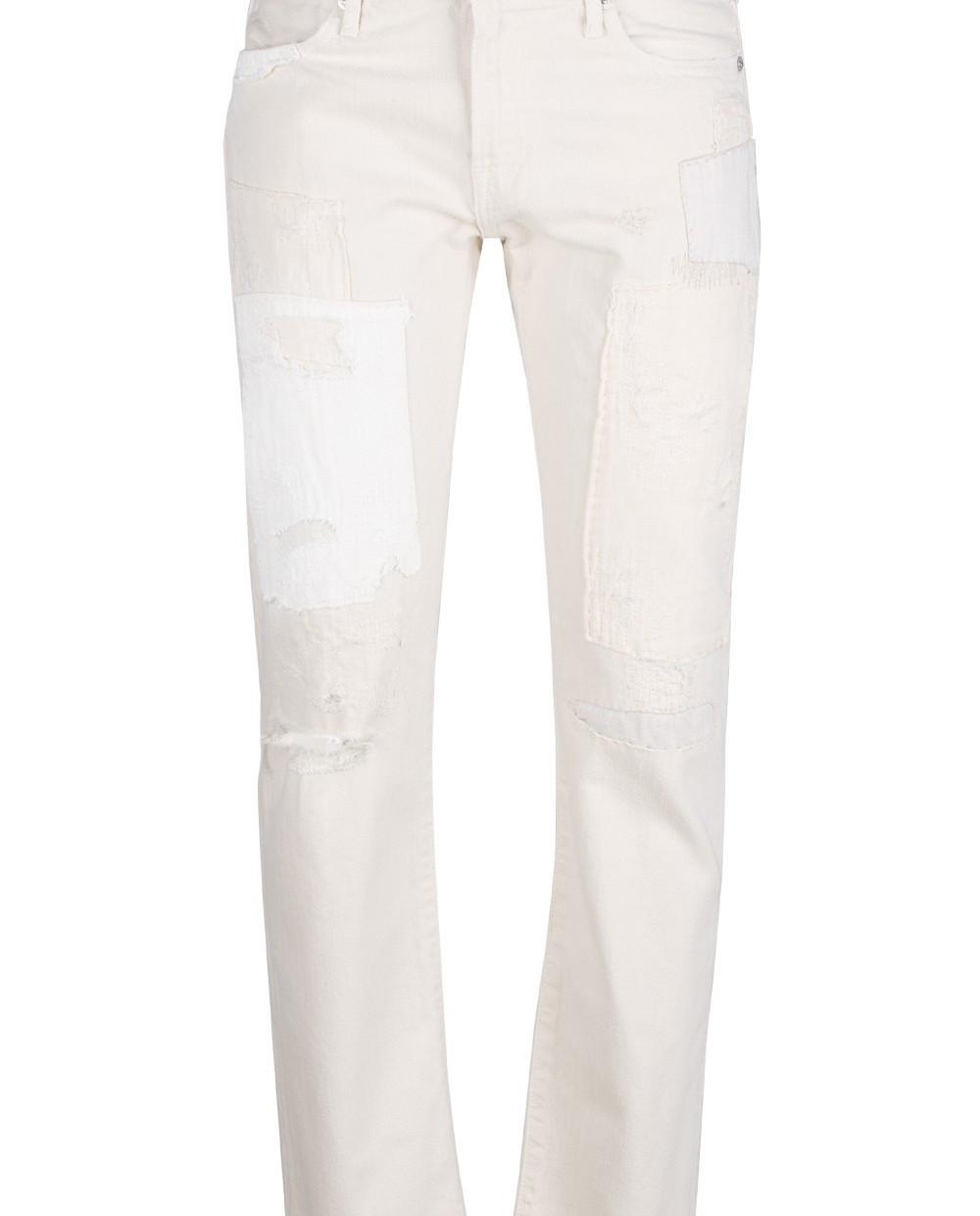 Ralph Lauren Белые джинсы V60XZ2K8