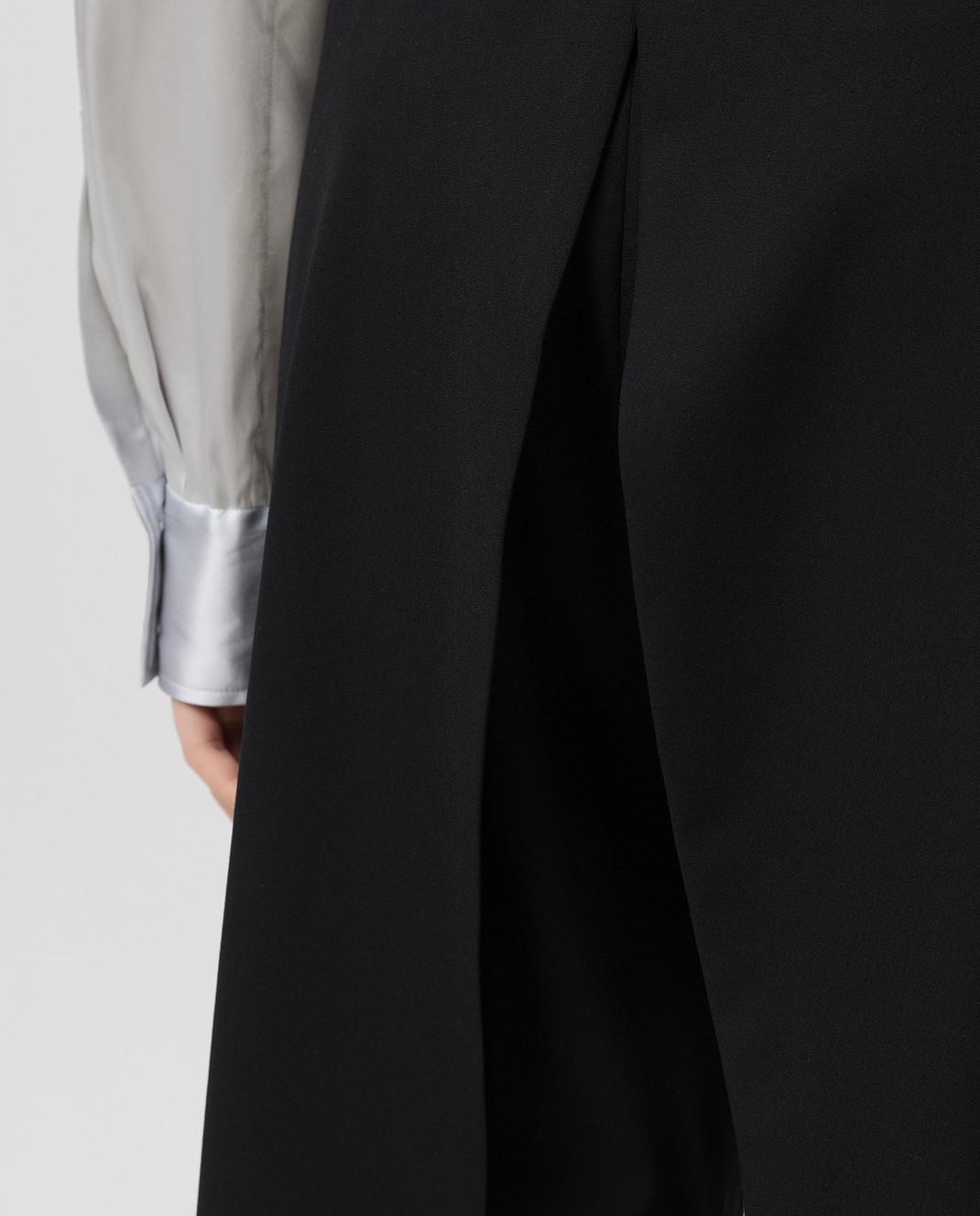 Zac Posen Черные брюки 29431753 изображение 5