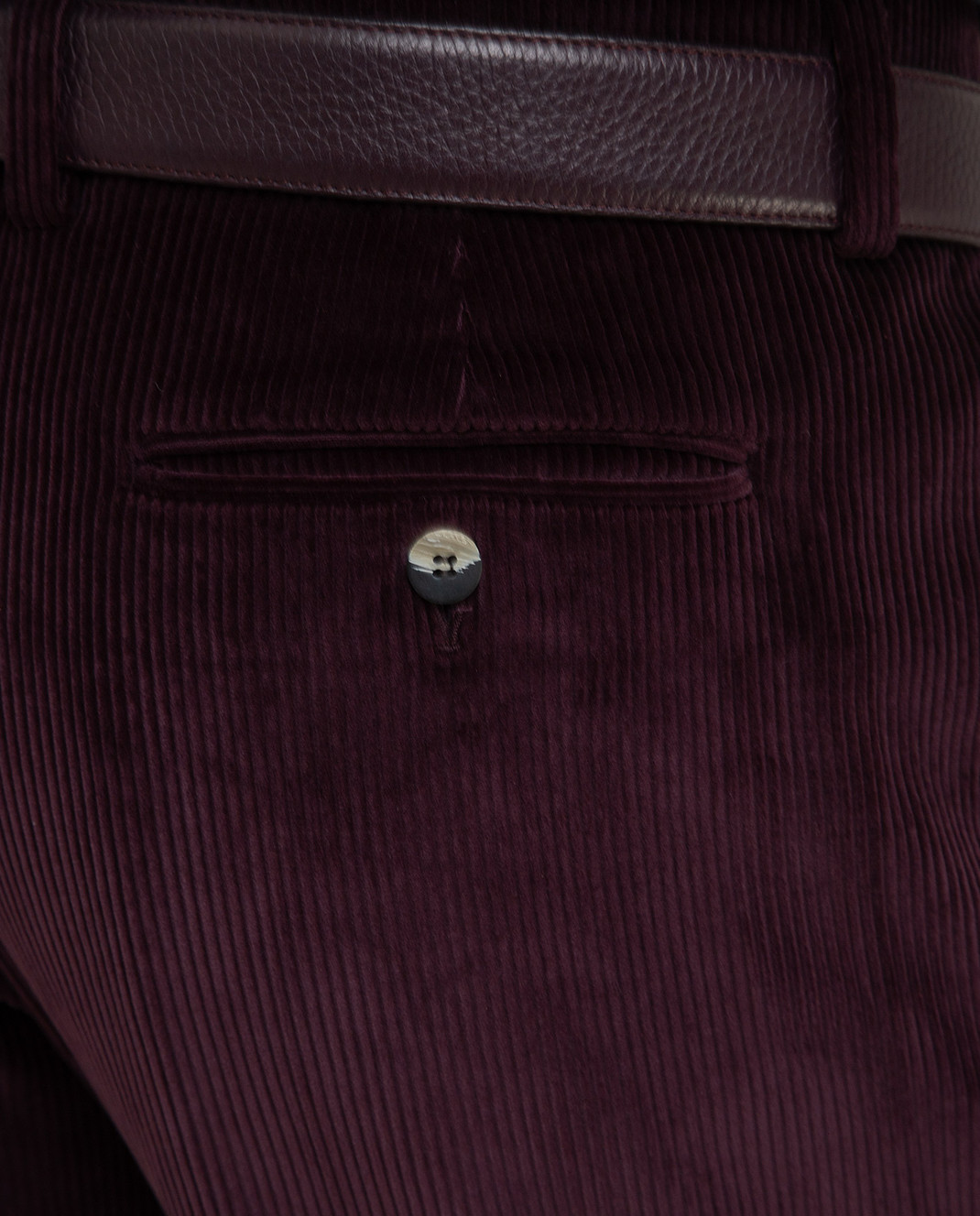 Stile Latino Фиолетовые брюки PUR32RCU13 изображение 5