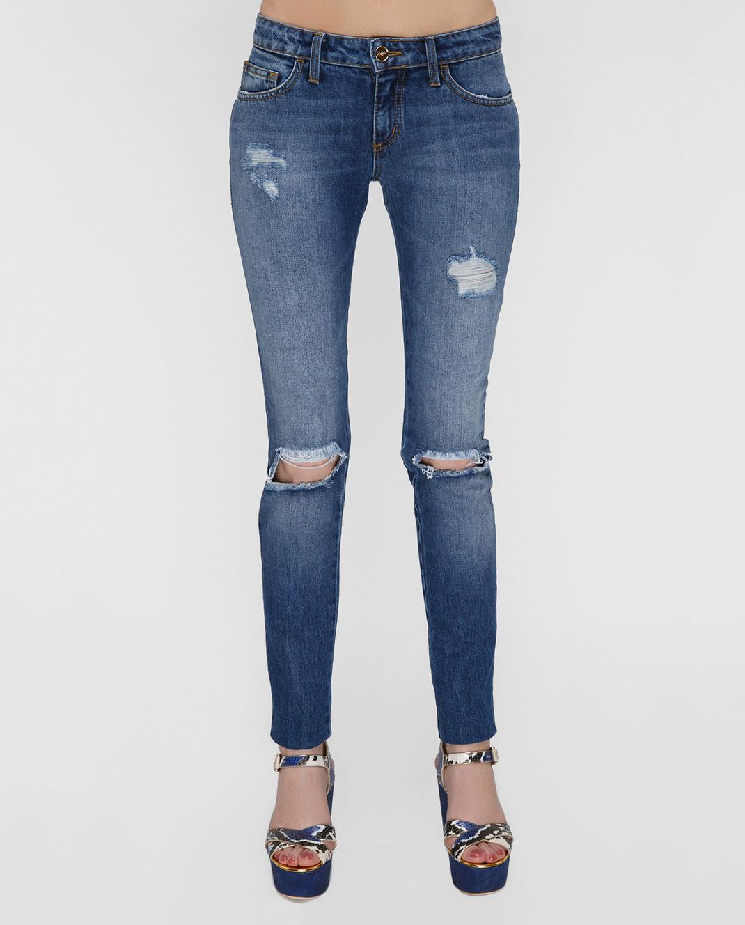 Blugirl Синие джинсы 3461 изображение 3