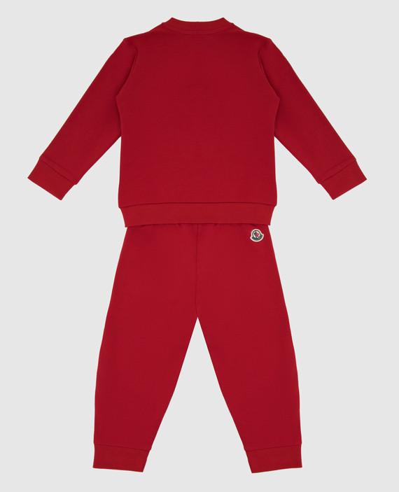 Детский красный костюм hover
