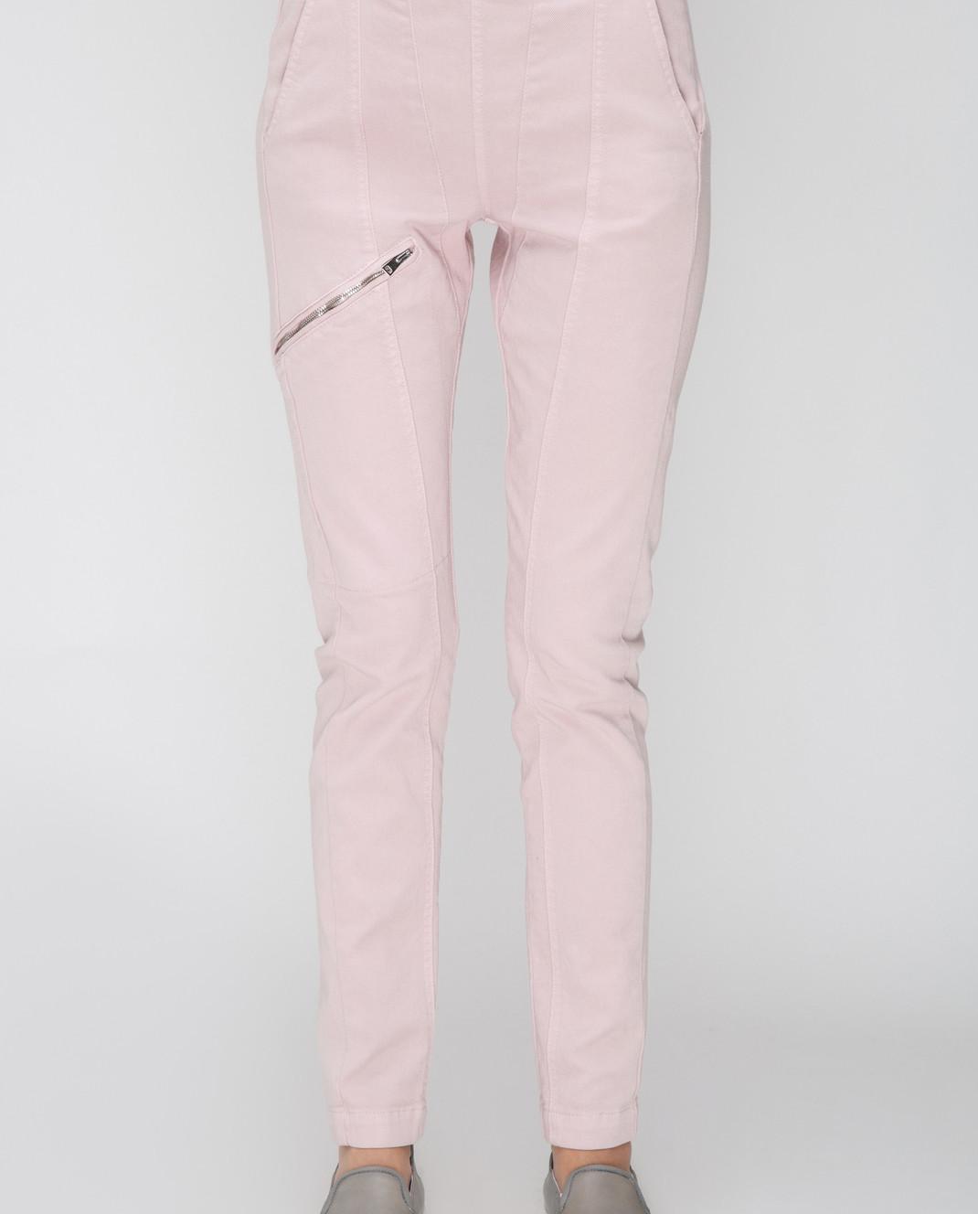 Dondup Пудровые джинсы DP085K изображение 3