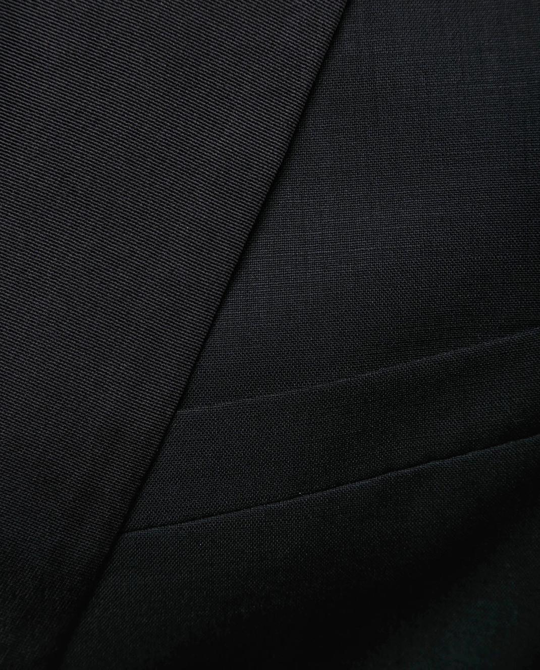 Prada Черный костюм из мохера и шерсти UAF4201KNB изображение 5