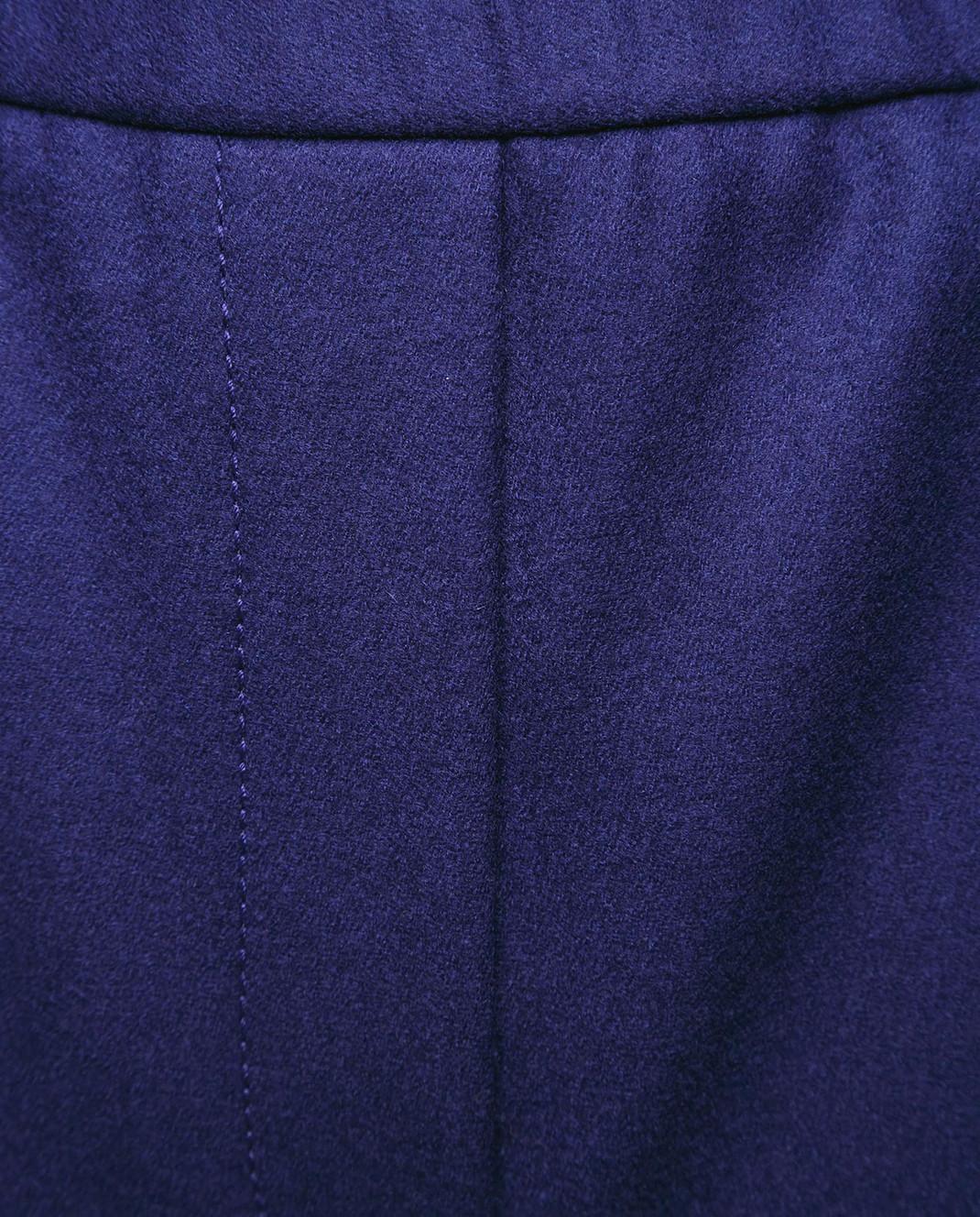 Bottega Veneta Синие брюки 513214 изображение 5