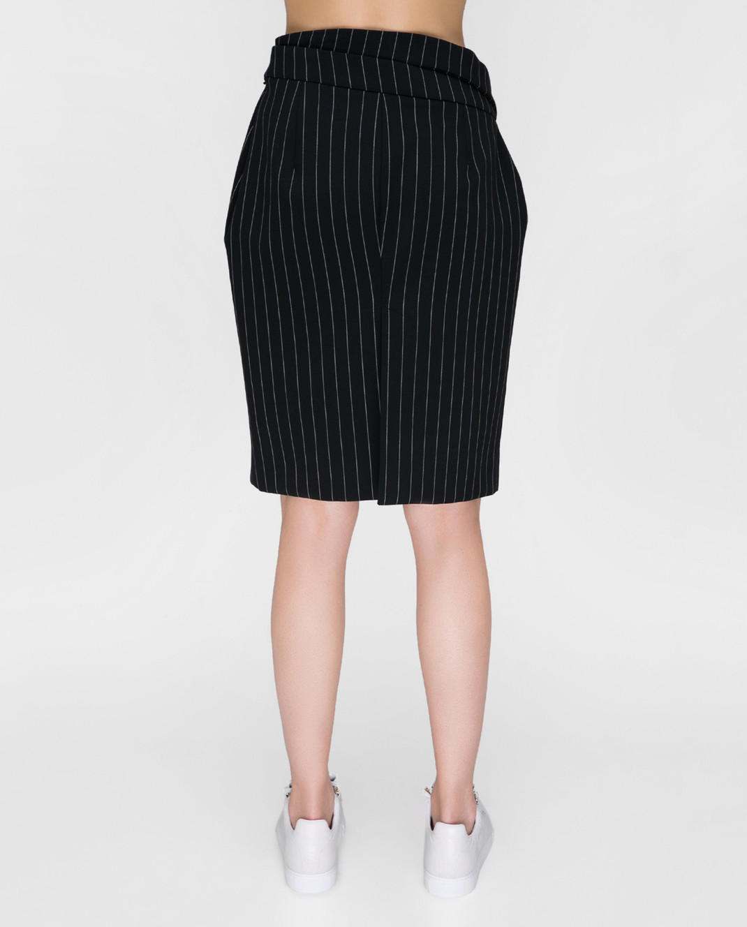 Balenciaga Черная юбка изображение 4