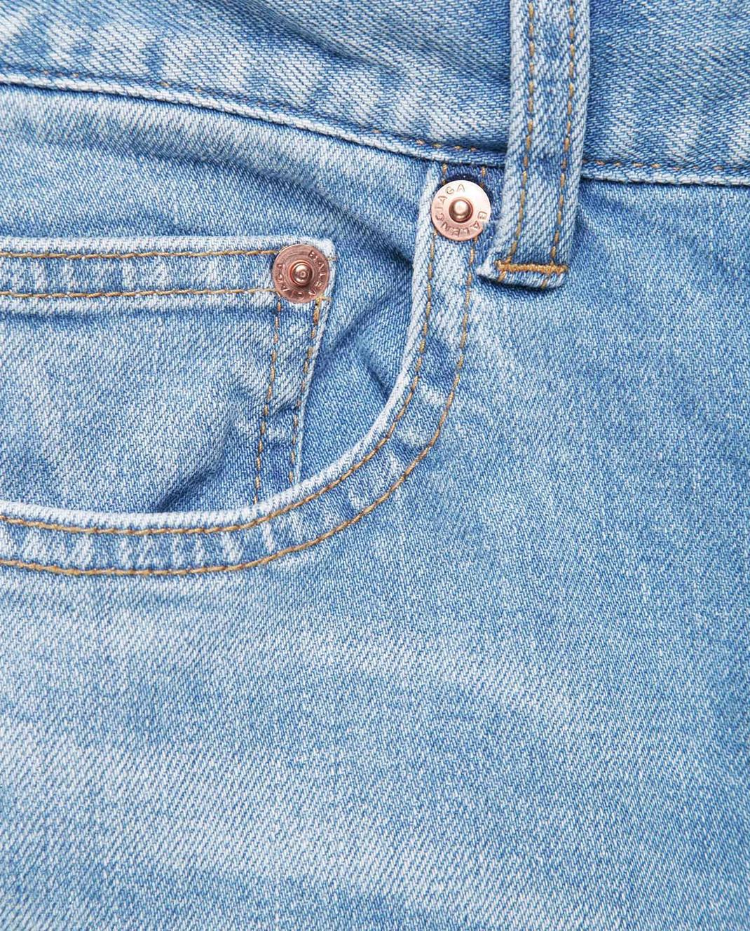Balenciaga Голубые джинсы изображение 5