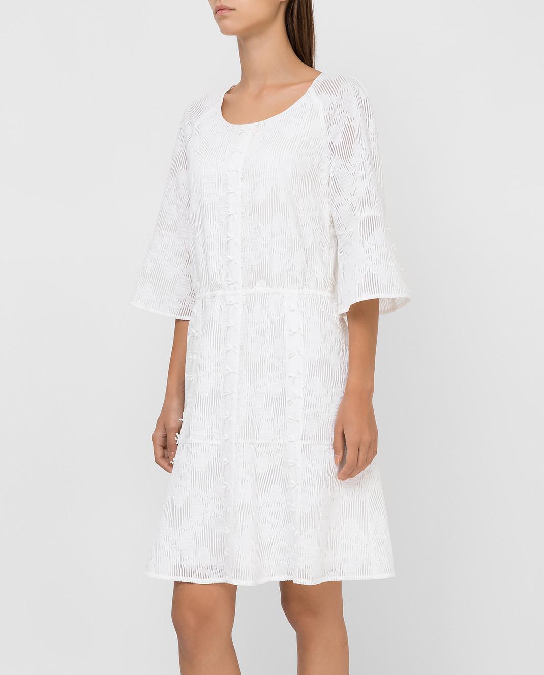 Blumarine Белое платье 6454 изображение 3