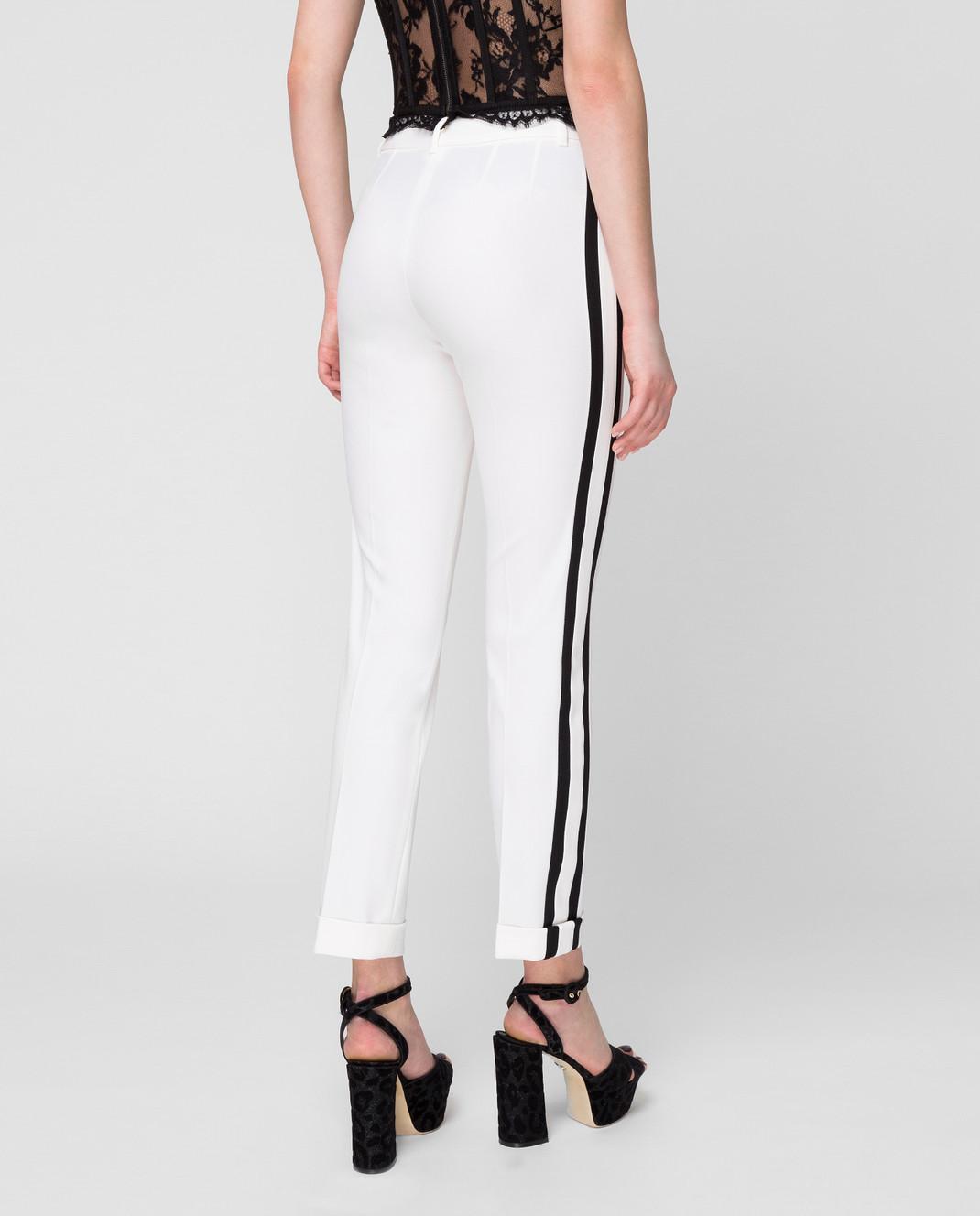 Dolce&Gabbana Белые брюки FTBDETFUCCS изображение 4