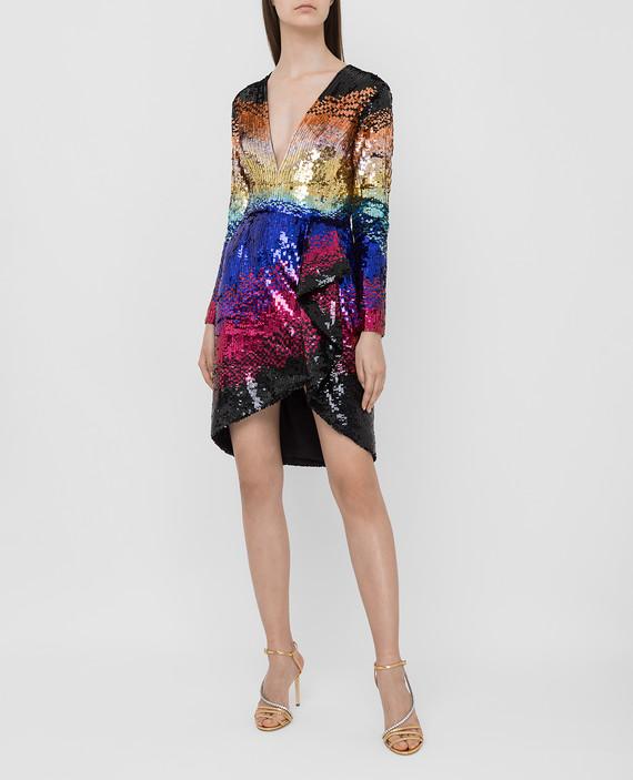 Платье в пайетках hover