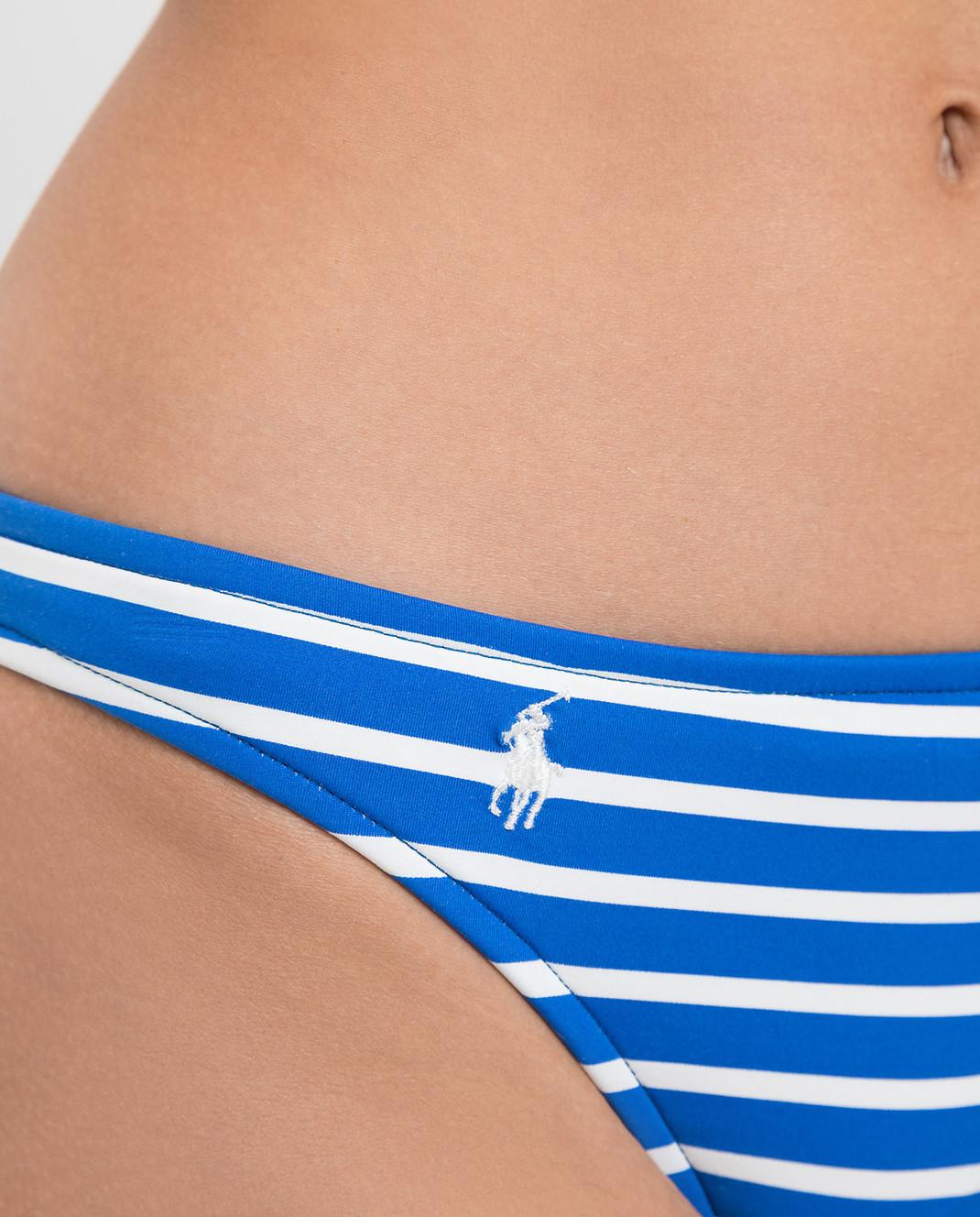 Ralph Lauren Синие трусики от купальника V48IH898 изображение 5