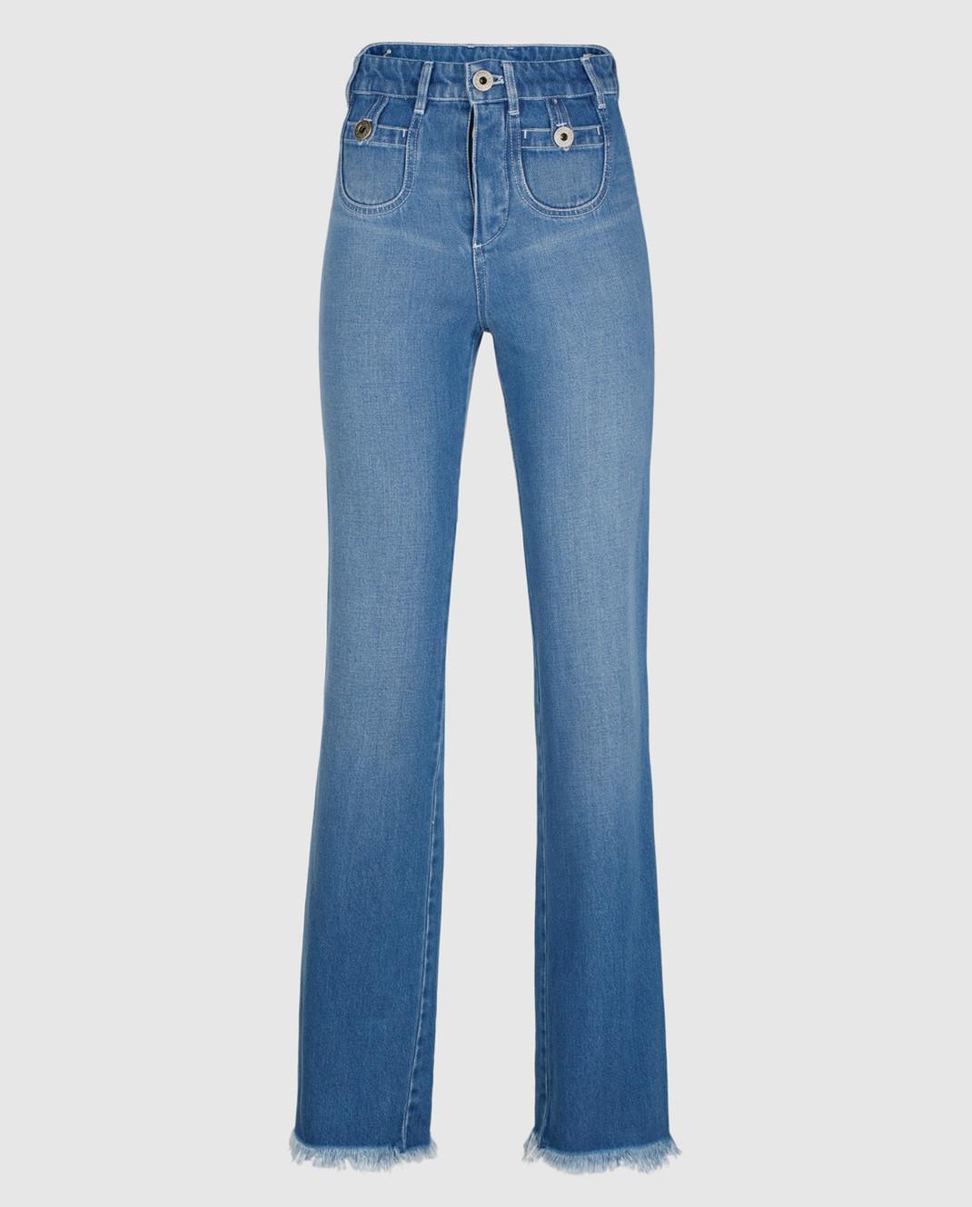 Chloe Голубые джинсы изображение 1