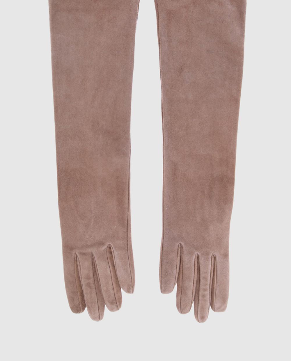 Rindi Бежевые перчатки изображение 1