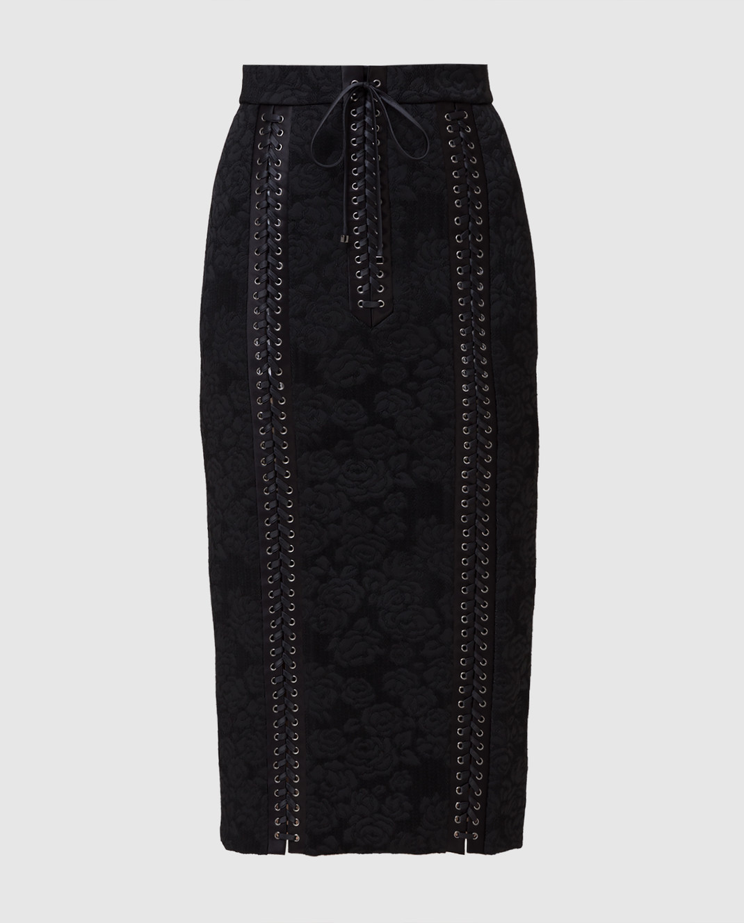 Dolce&Gabbana Черная юбка F4BIGTFJRCP