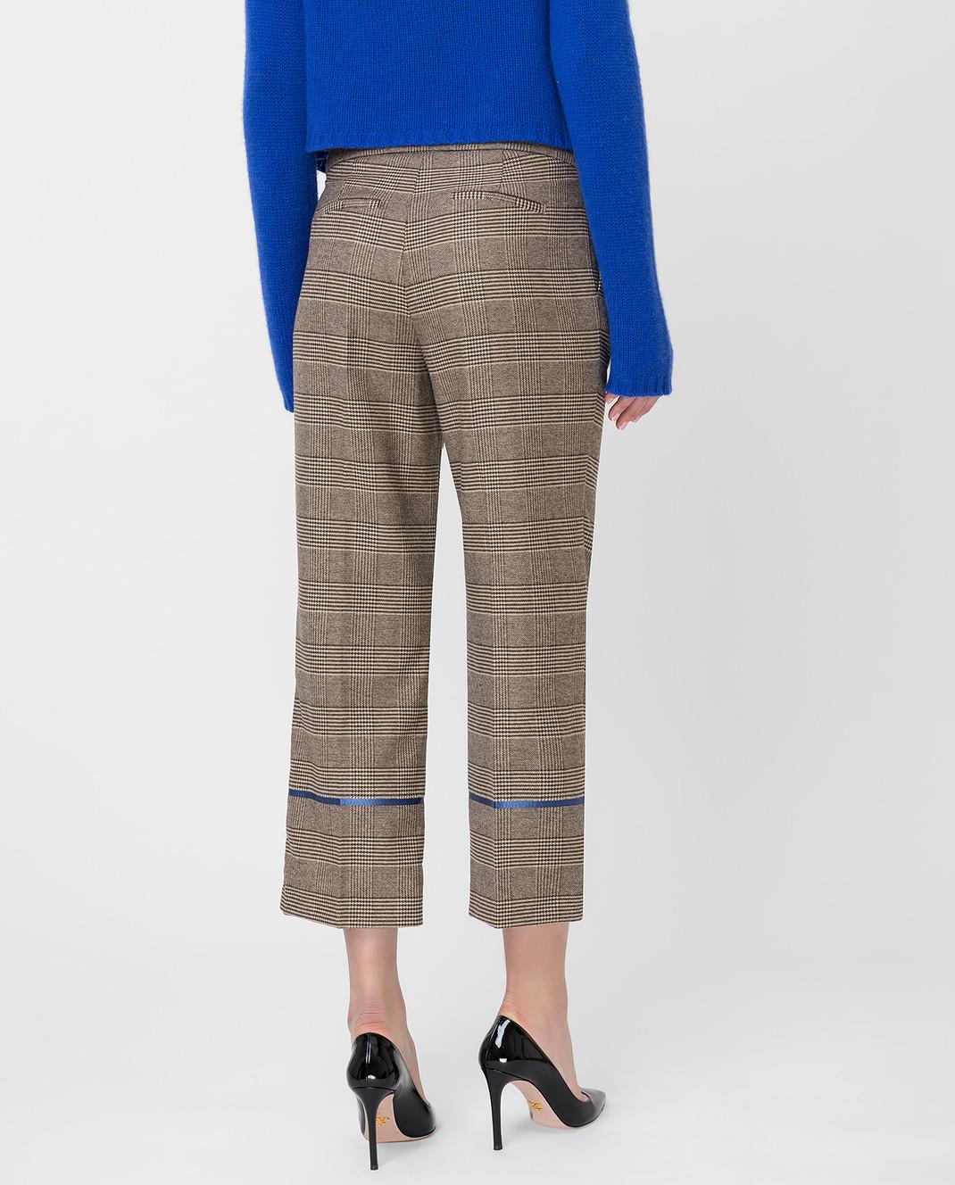 Ermanno Бежевые брюки изображение 4