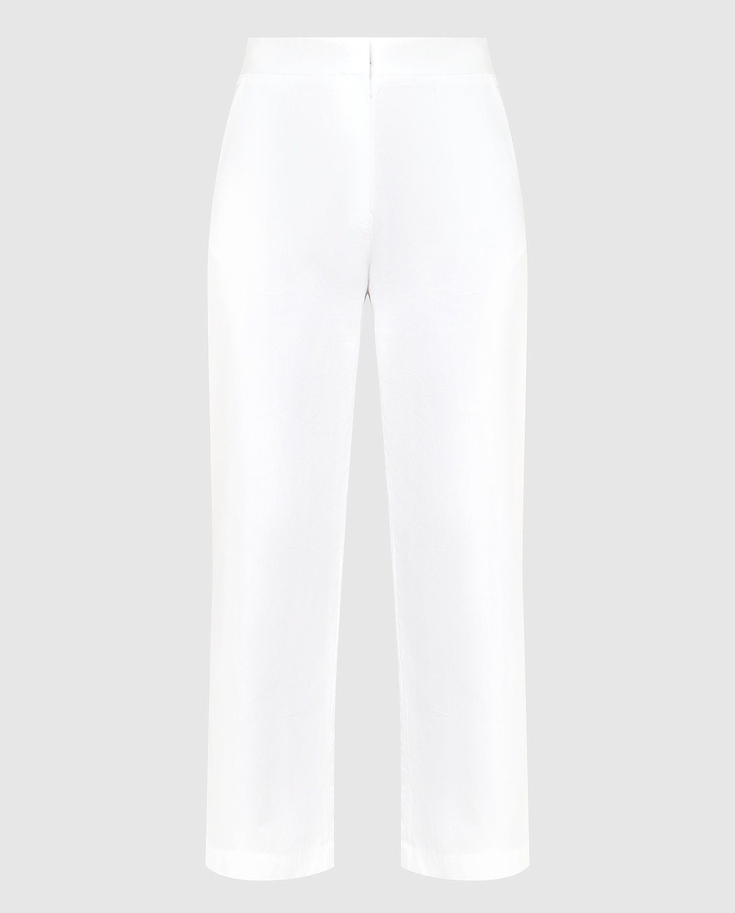 Ermanno Scervino Белые брюки изображение 1