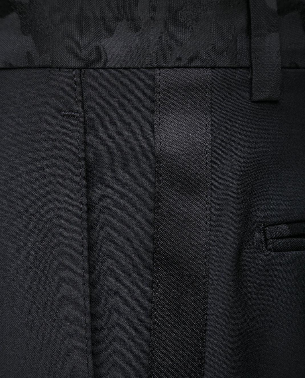 Billionaire Черные брюки изображение 5