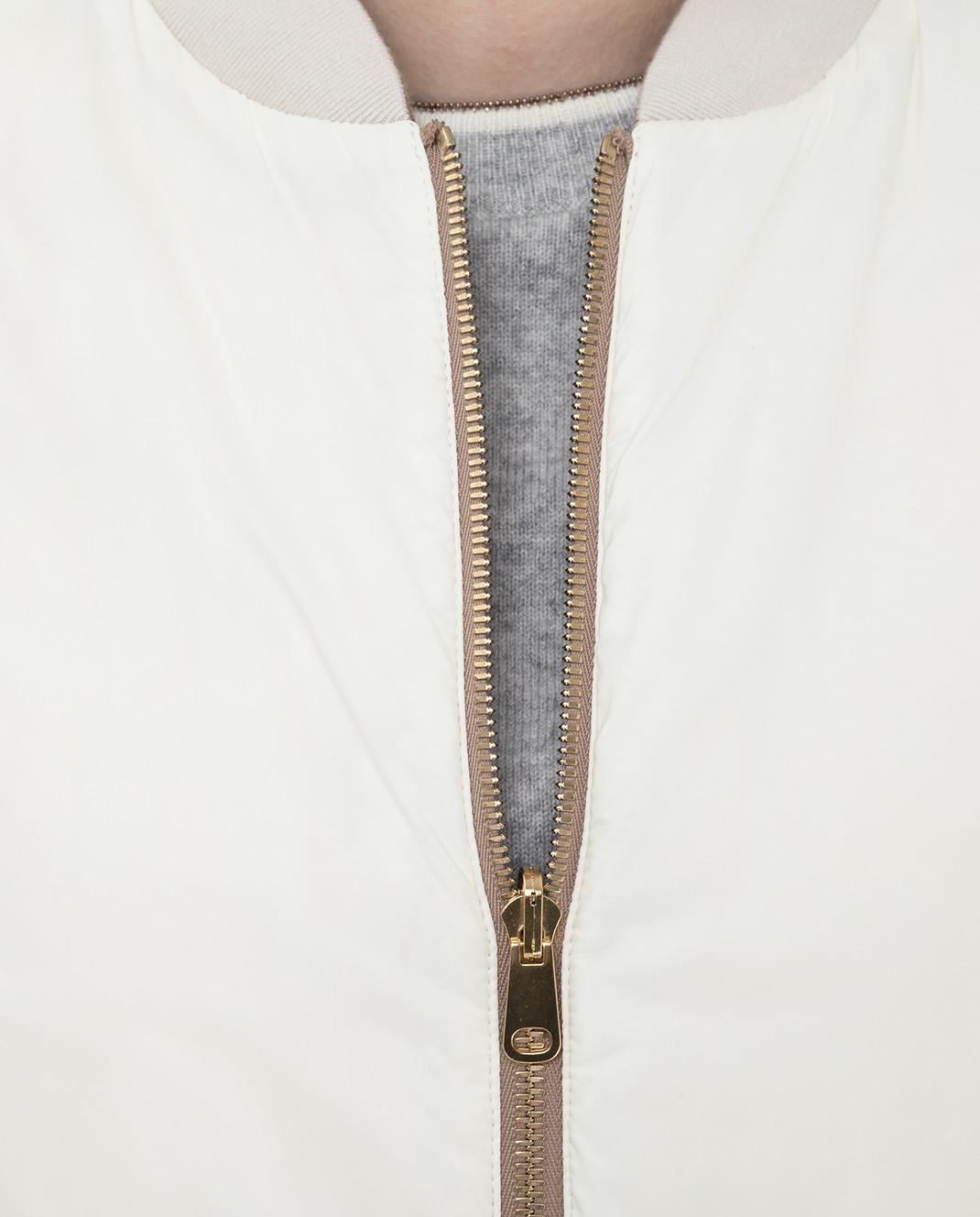 Brunello Cucinelli Двухсторонний пуховик изображение 5