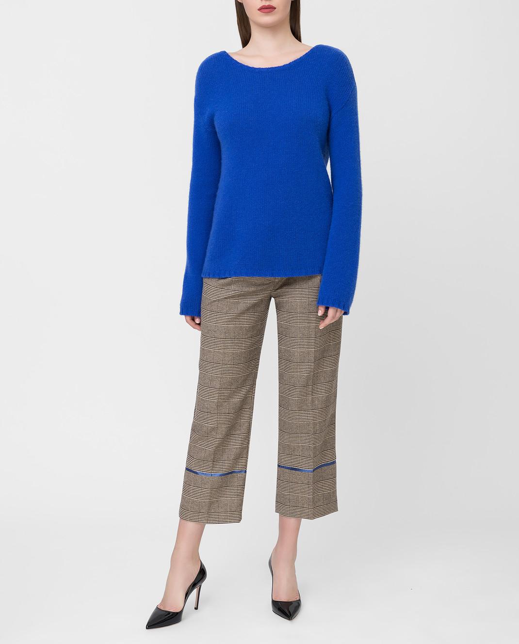 Ermanno Бежевые брюки изображение 2