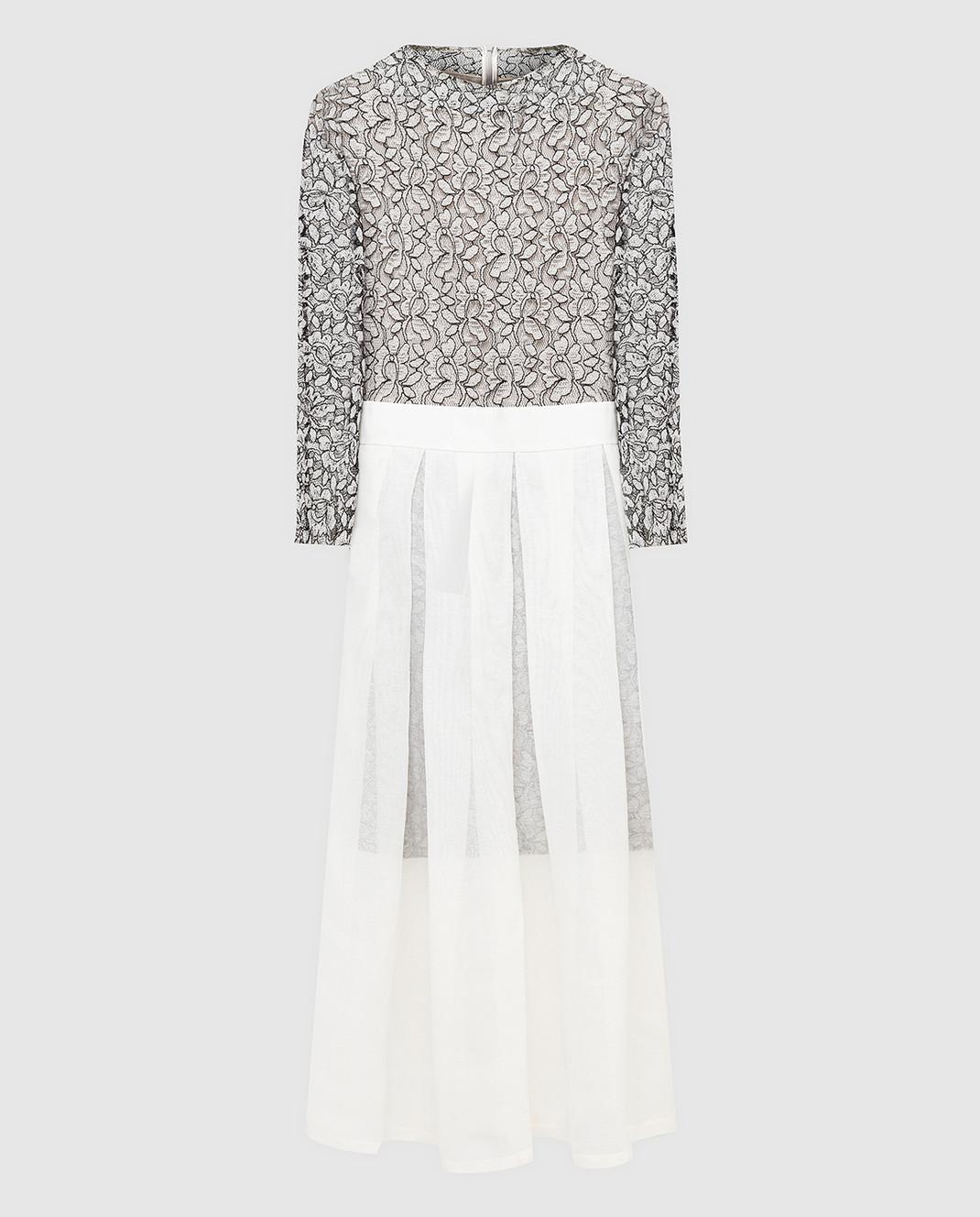 A la Russe Белое платье 172321