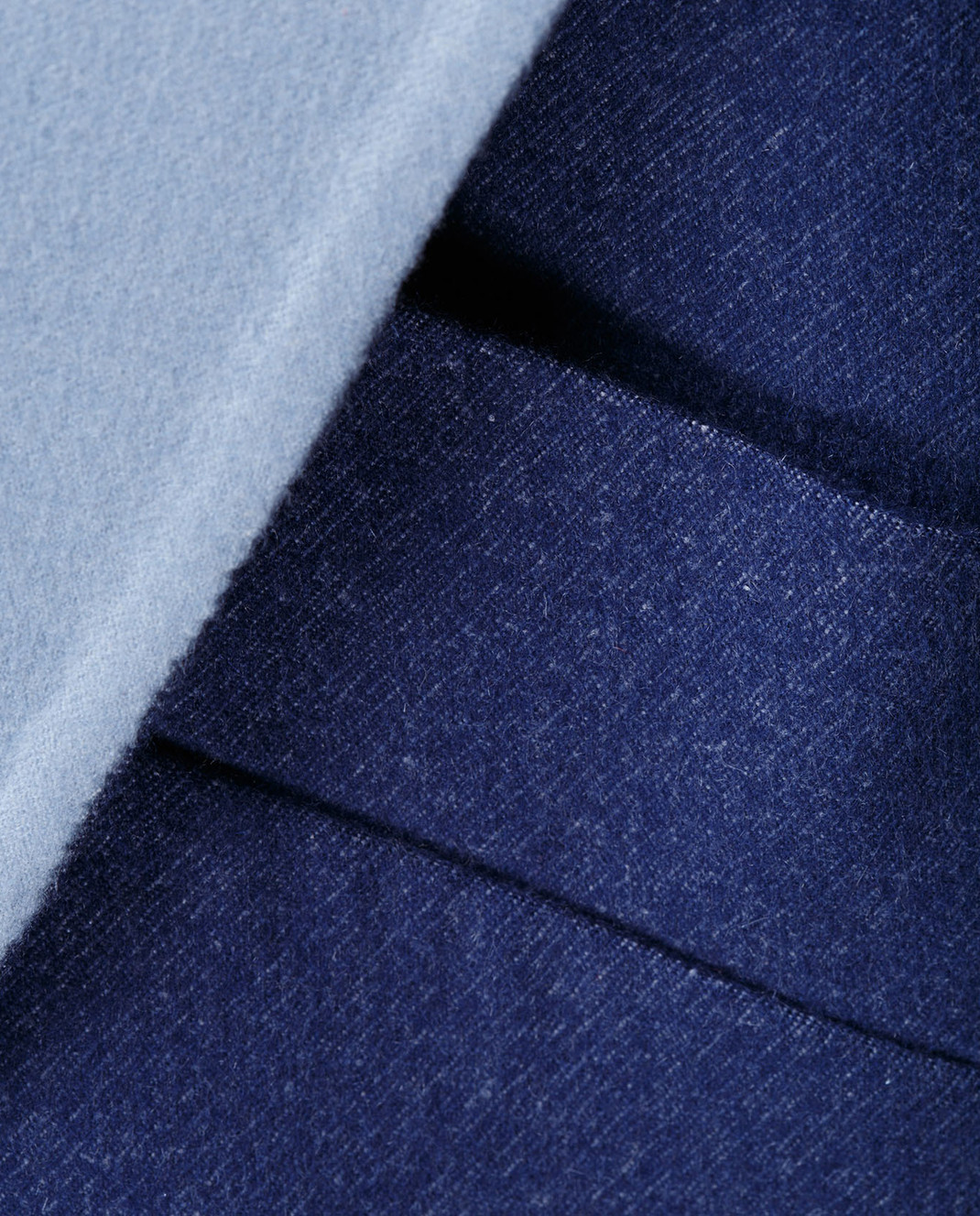 COLOMBO Синий кардиган из кашемира изображение 5