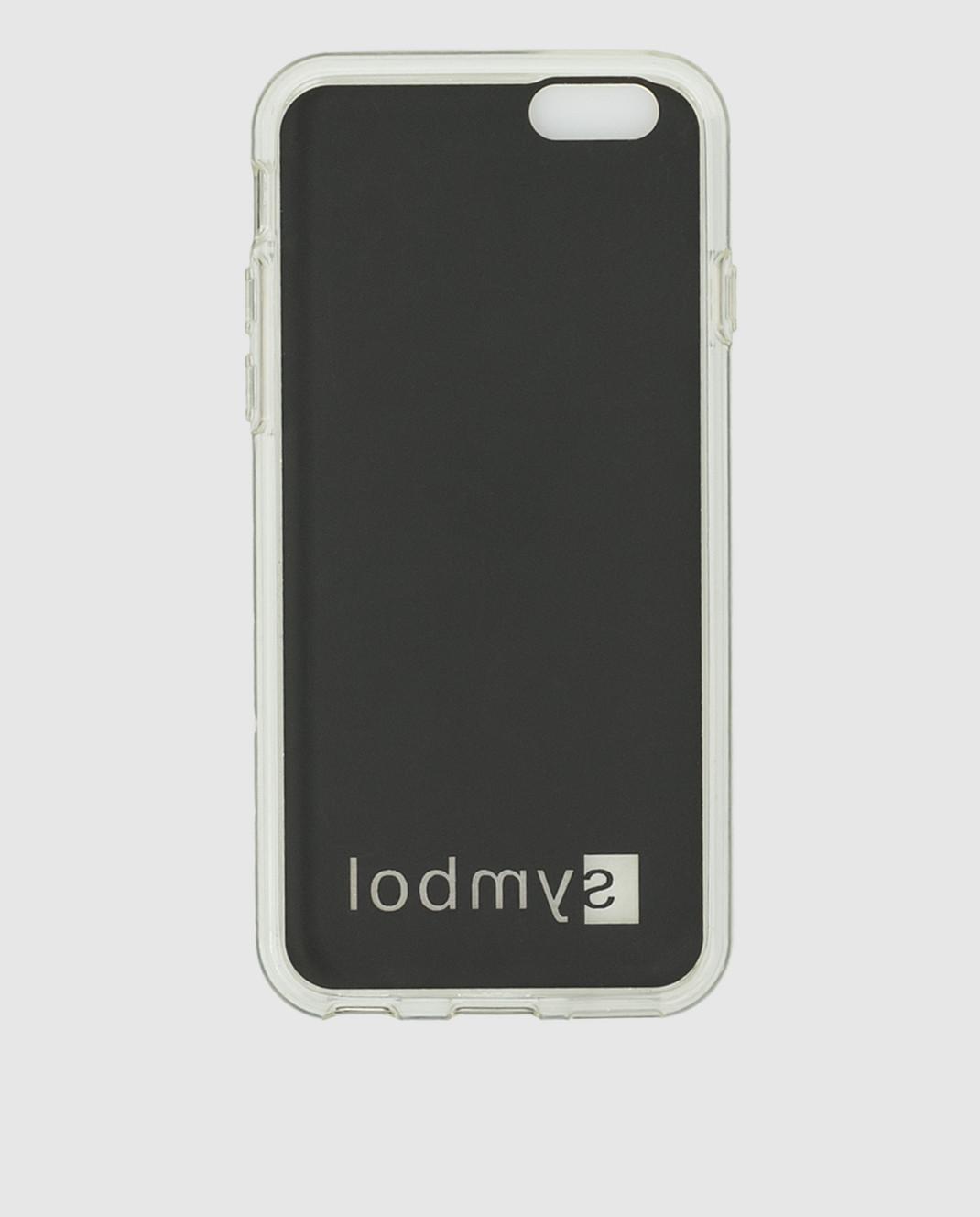 Zaneta Fashion Черный чехол для iPhone IPHONECASE6 изображение 2