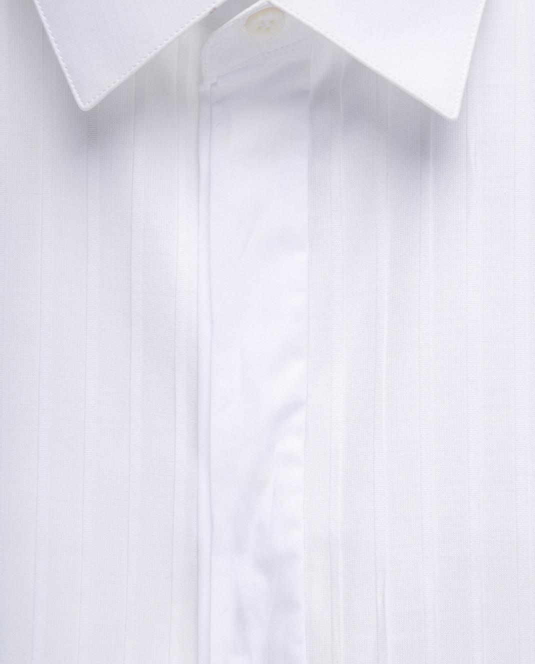 Dolce&Gabbana Белая рубашка G5FL5TGEC81 изображение 5