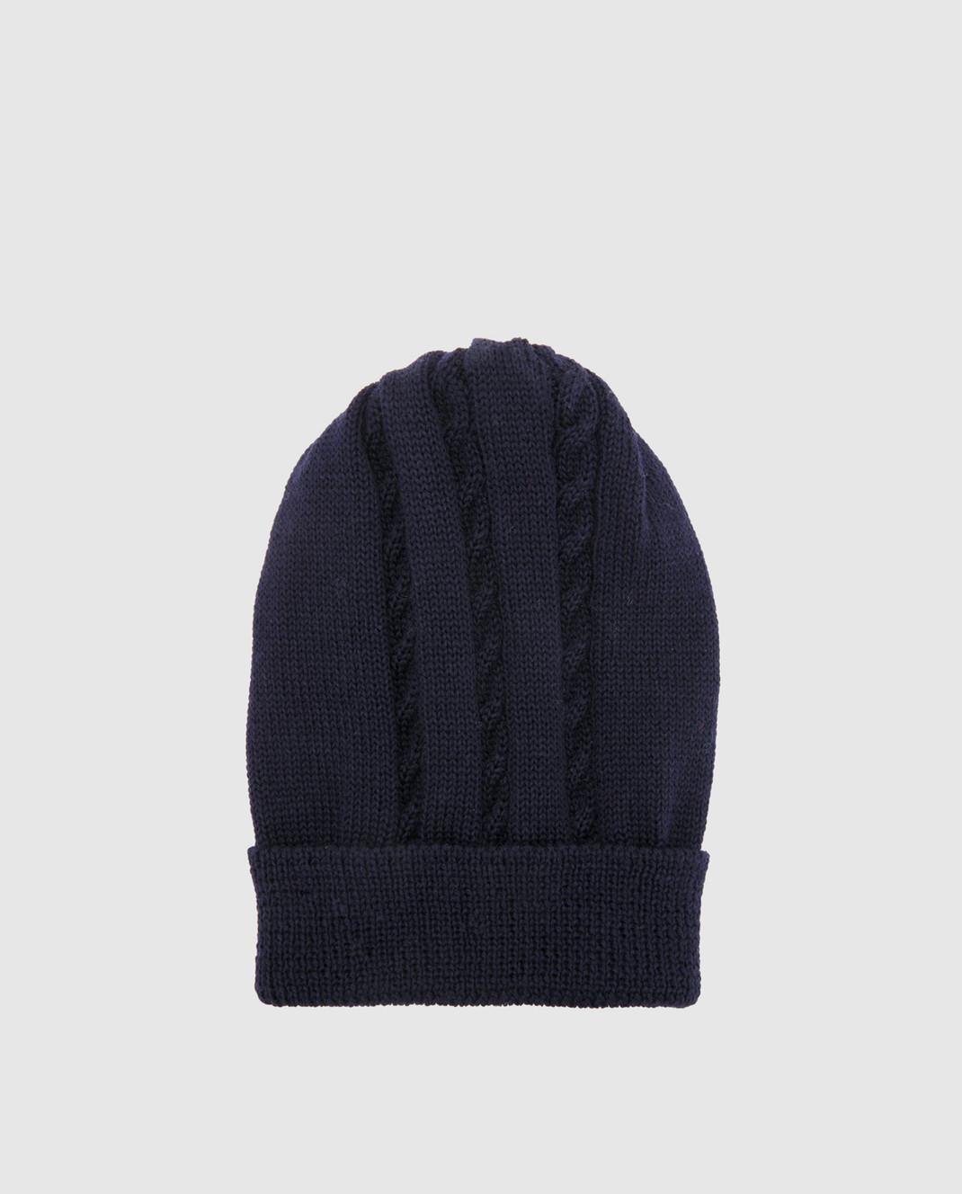 Catya Детская темно-синяя шапка изображение 1