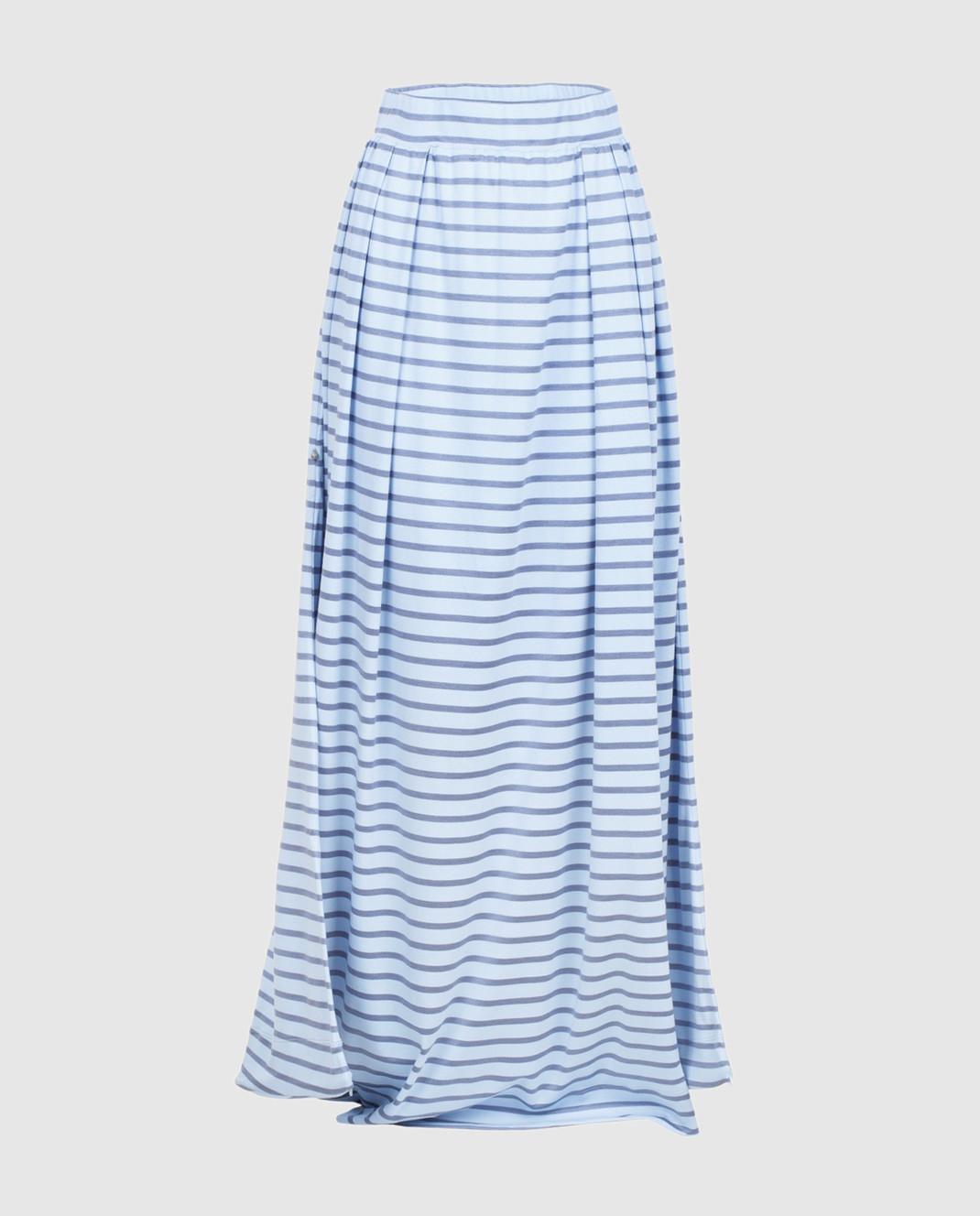 Ereda Голубая юбка 241498L