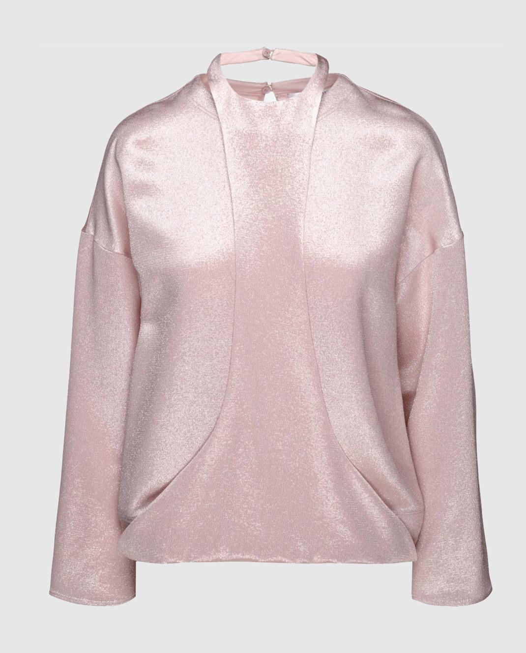 Valentino Розовая блуза PB0AE2R53VF