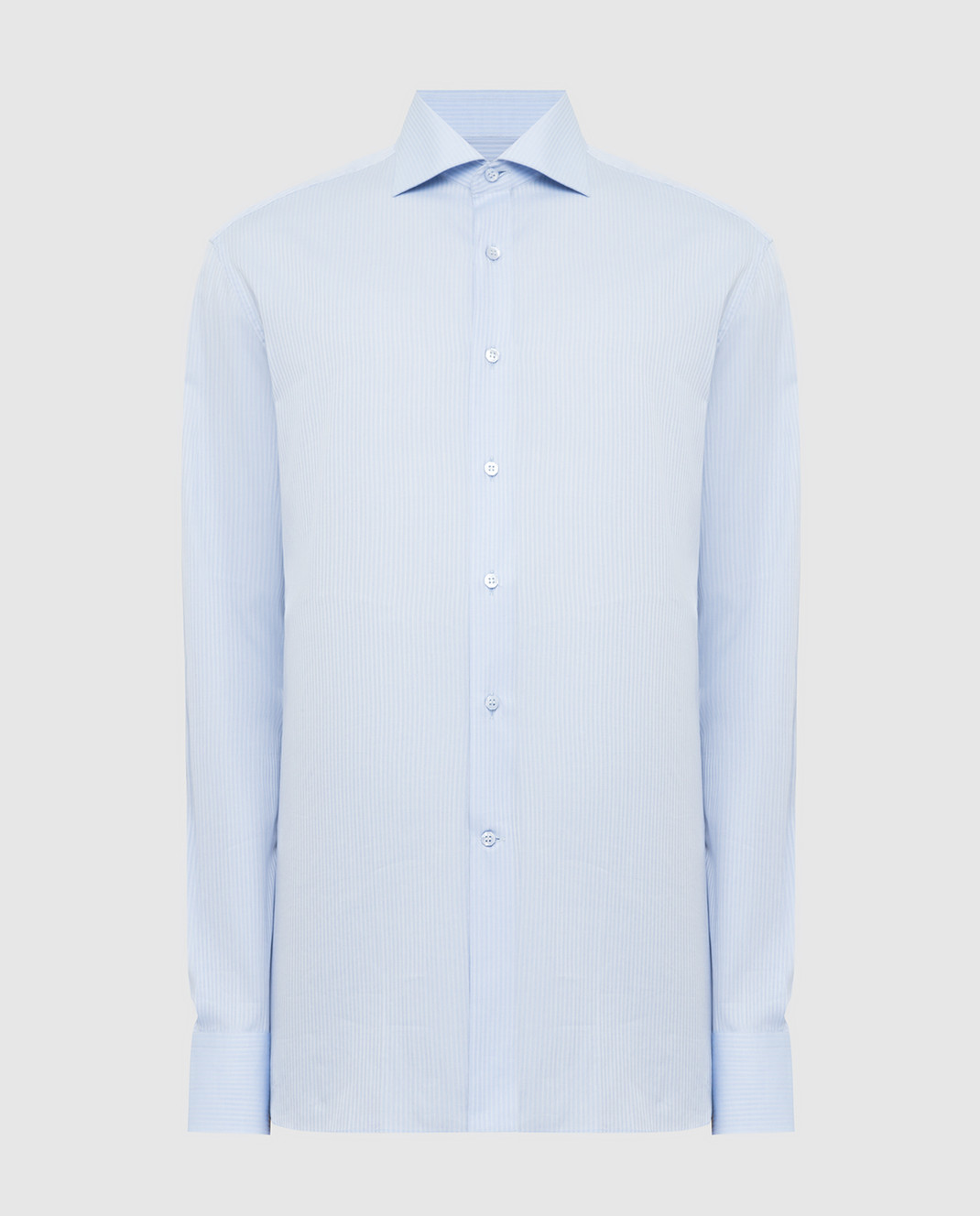 Stefano Ricci Голубая рубашка MC000540L1803