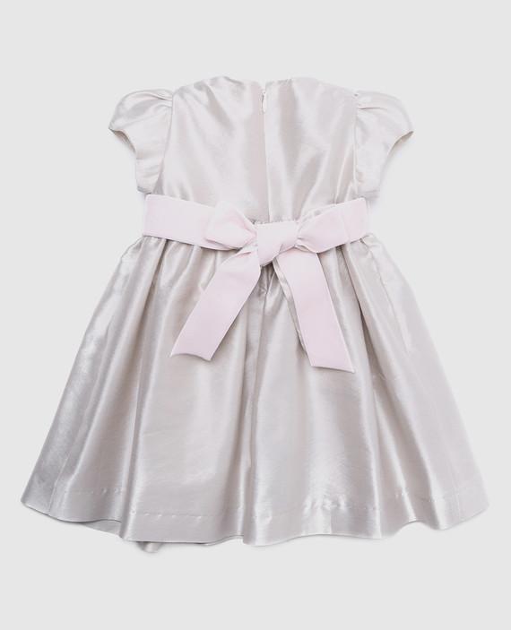 Детское жемчужное платье hover