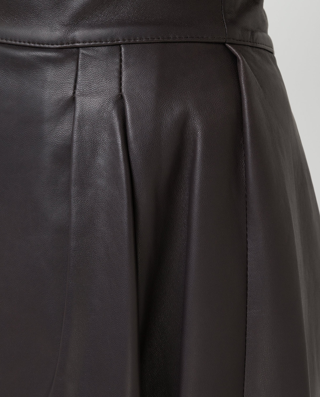 Dolce&Gabbana Коричневая юбка изображение 5