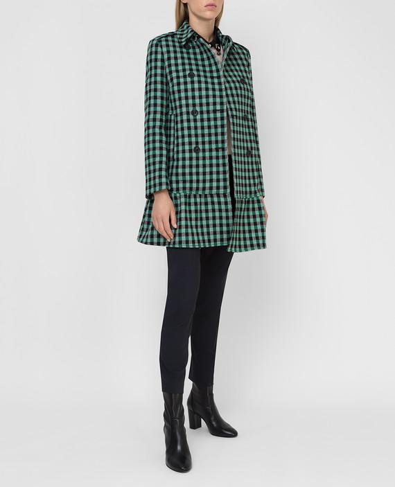 Зеленое пальто hover