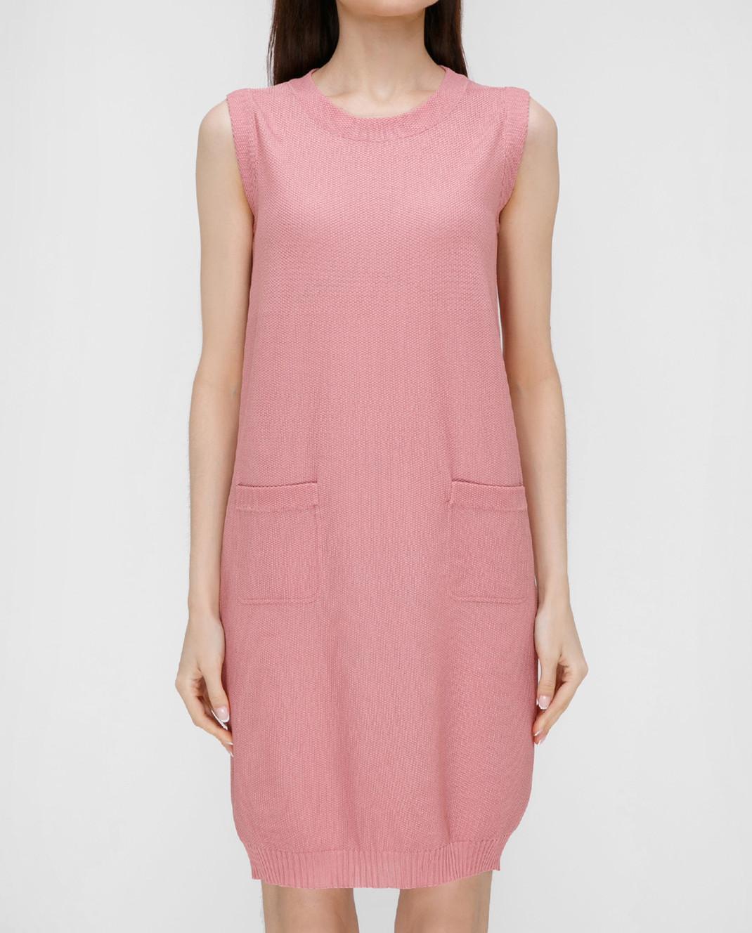 Antonella Creazioni Розовое платье 12260 изображение 3