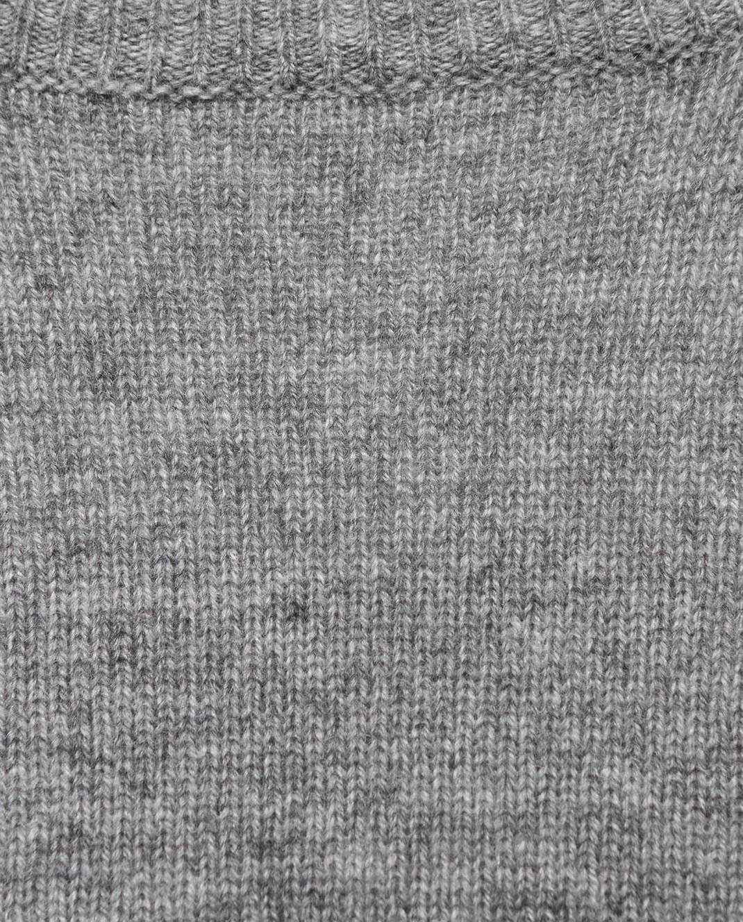Peserico Серое платье из шерсти S82017F12U9018 изображение 5