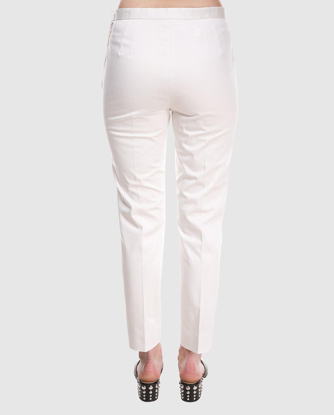 Marc Jacobs Белые брюки M4007166 изображение 4