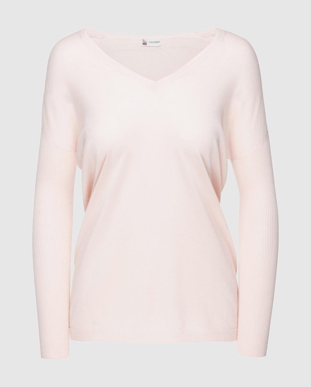 COLOMBO Пуловер из кашемира MA02735