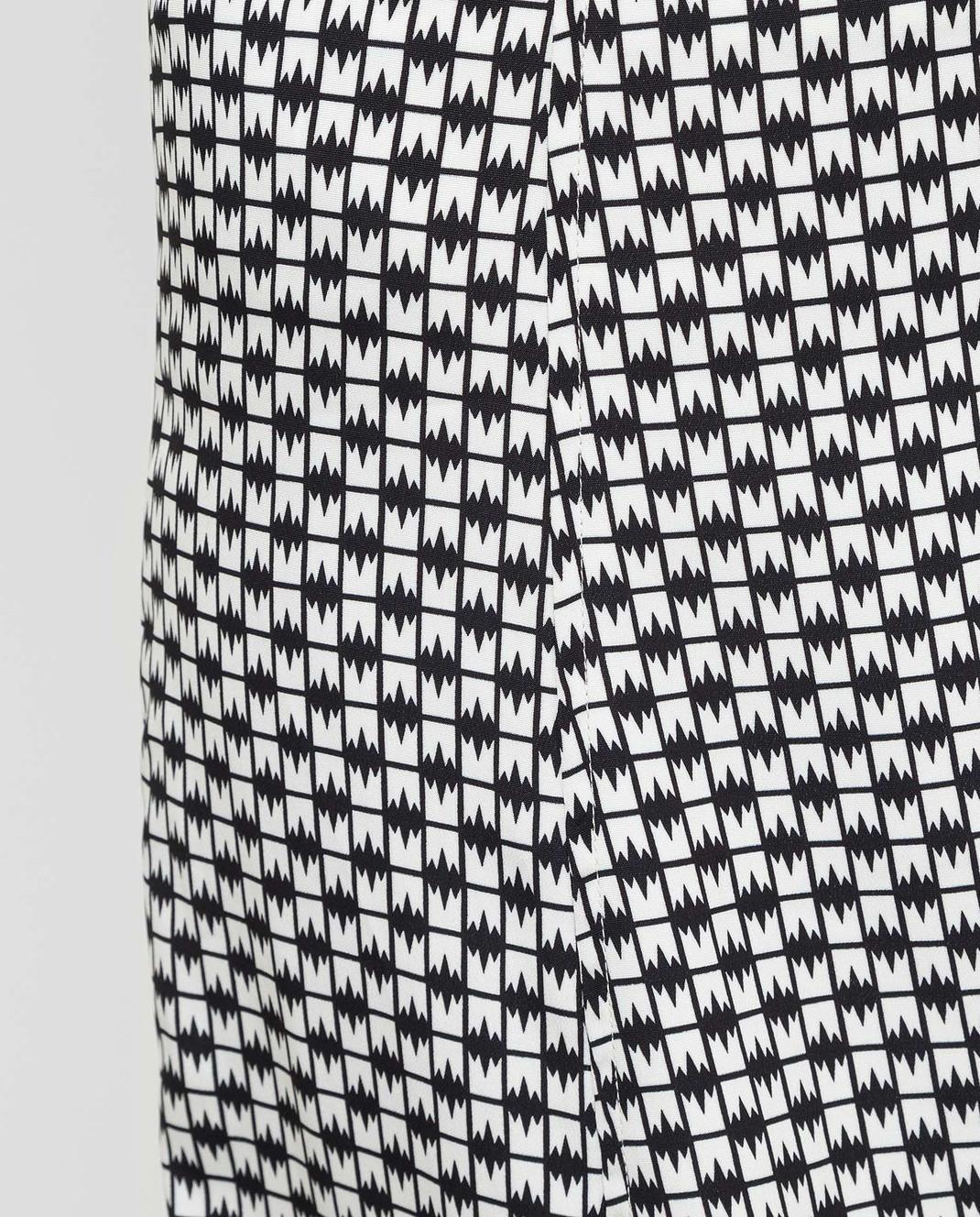 Etro Белая юбка изображение 5