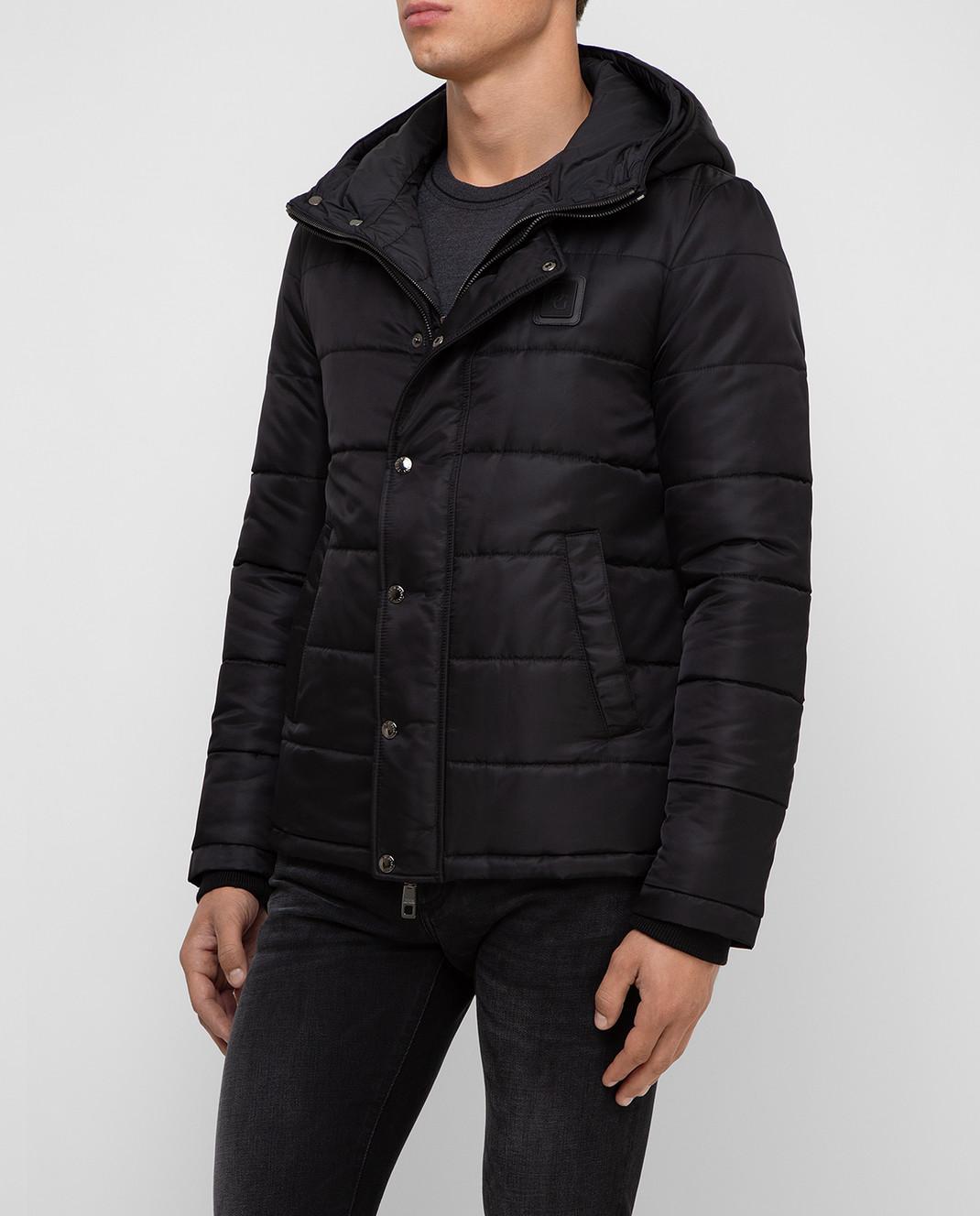 Dolce&Gabbana Черная куртка изображение 3