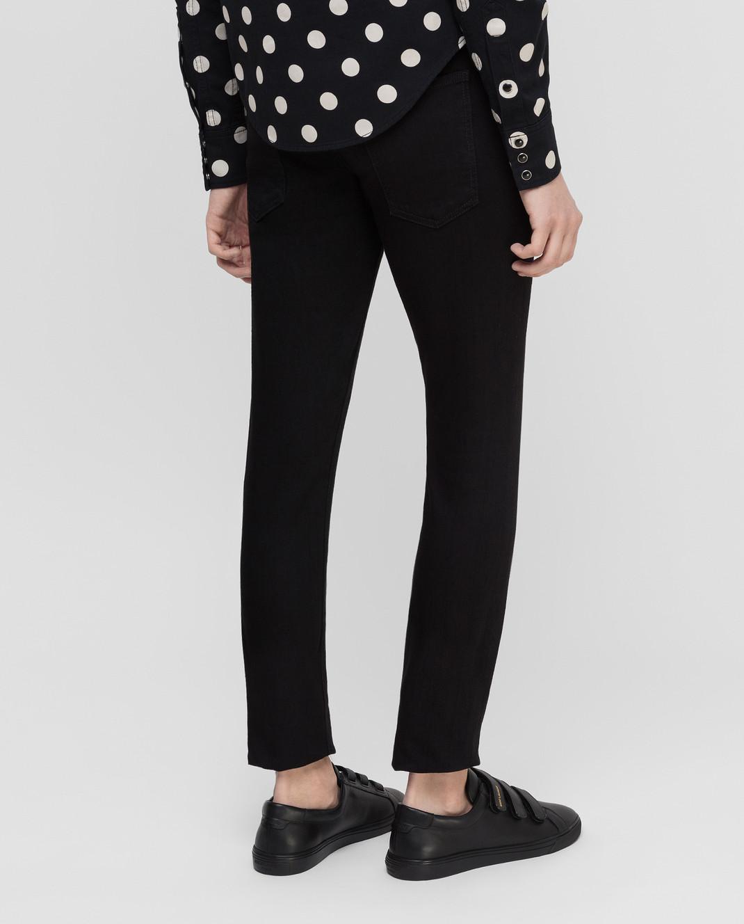 Gucci Черные джинсы 543712XDAHN изображение 4