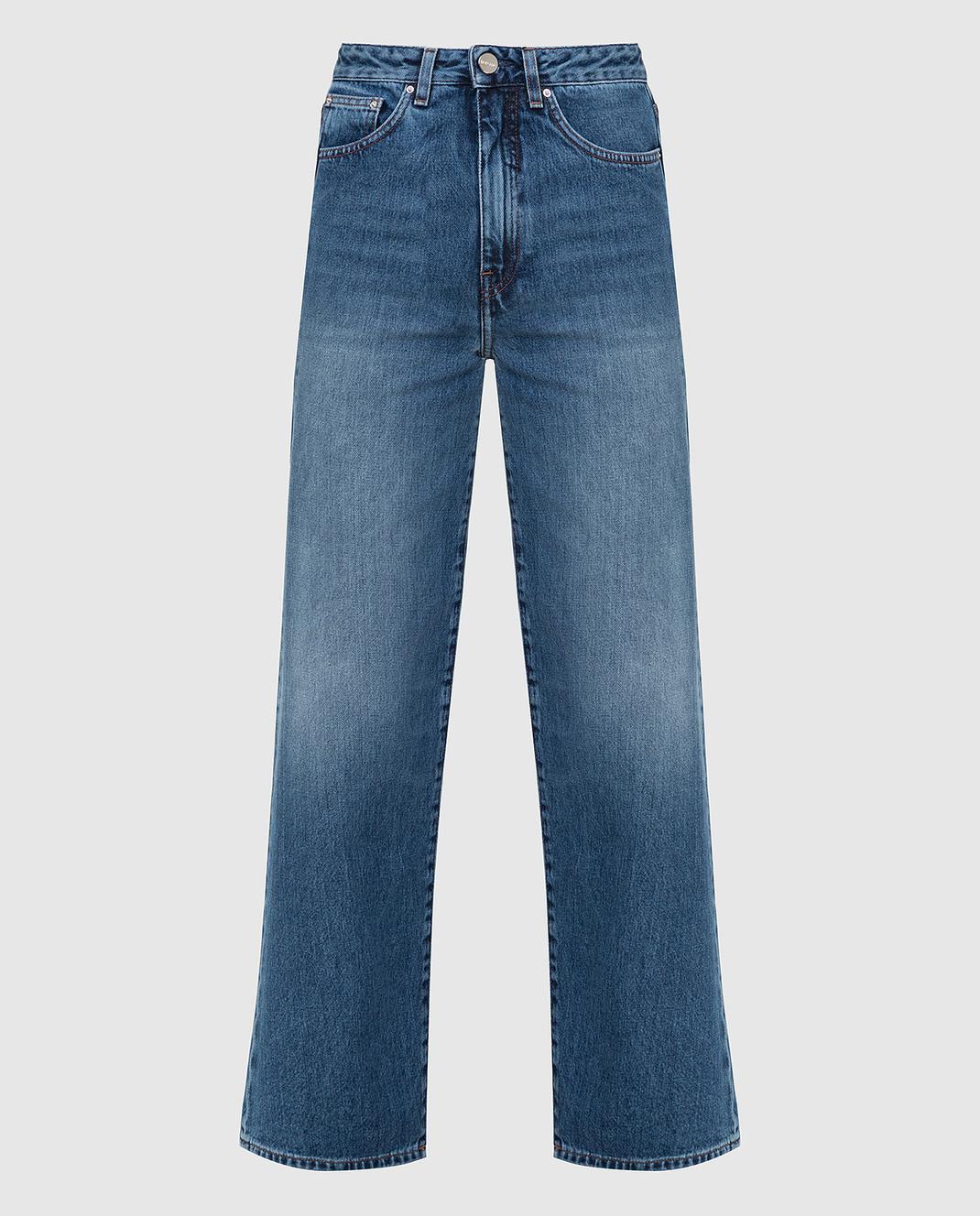 Toteme Синие джинсы изображение 1
