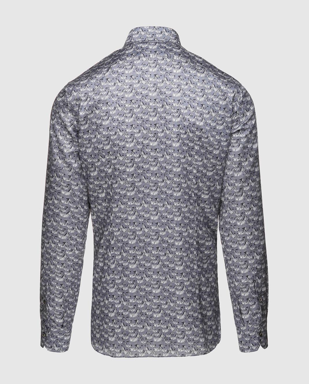 Marol Серая рубашка изображение 2
