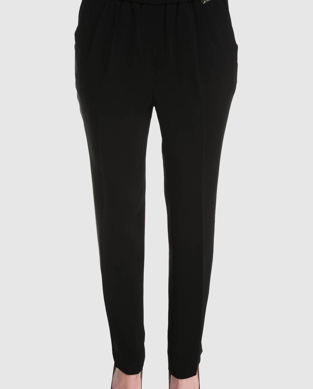 Twin Set Черные брюки изображение 4