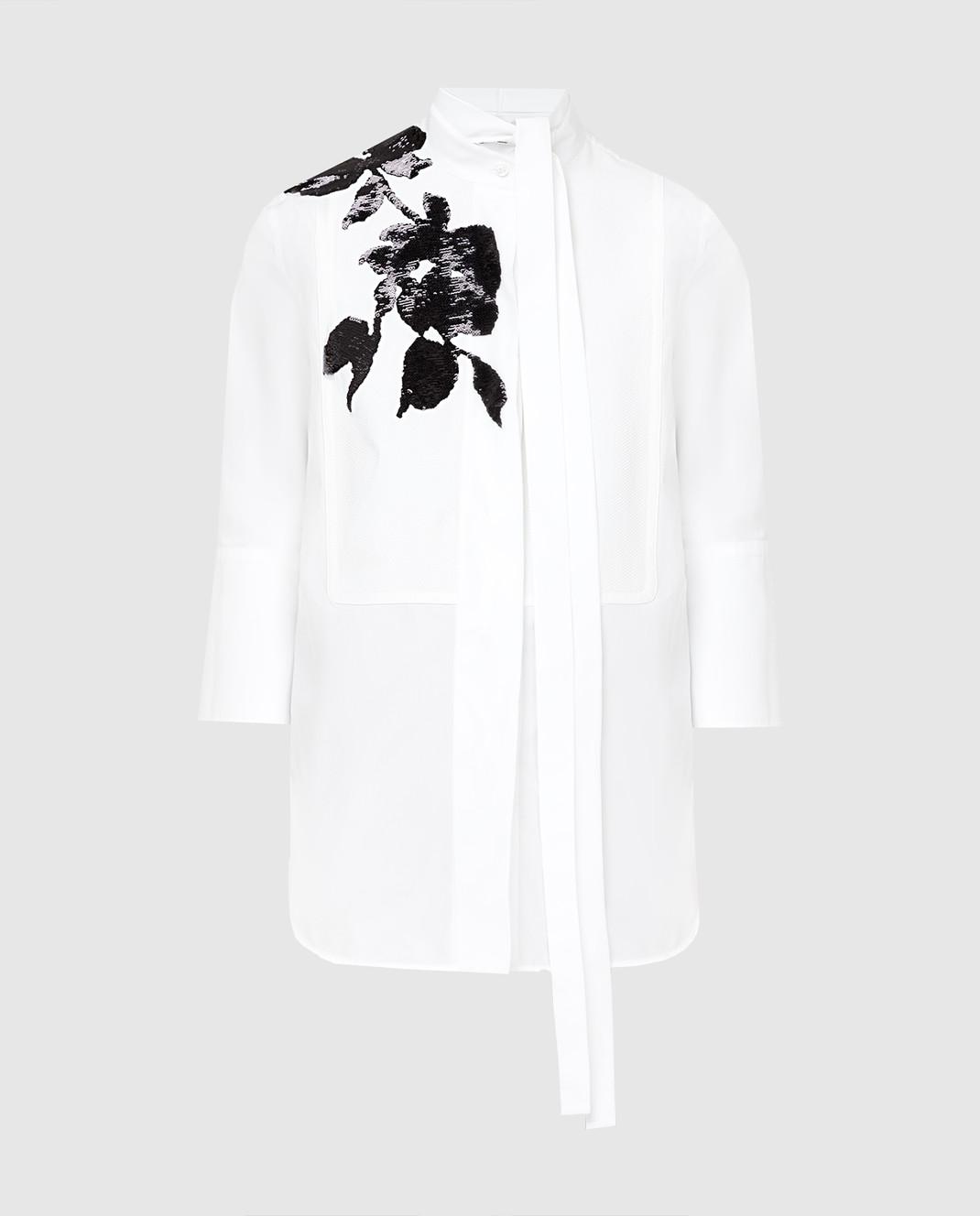 Valentino Белая рубашка изображение 1