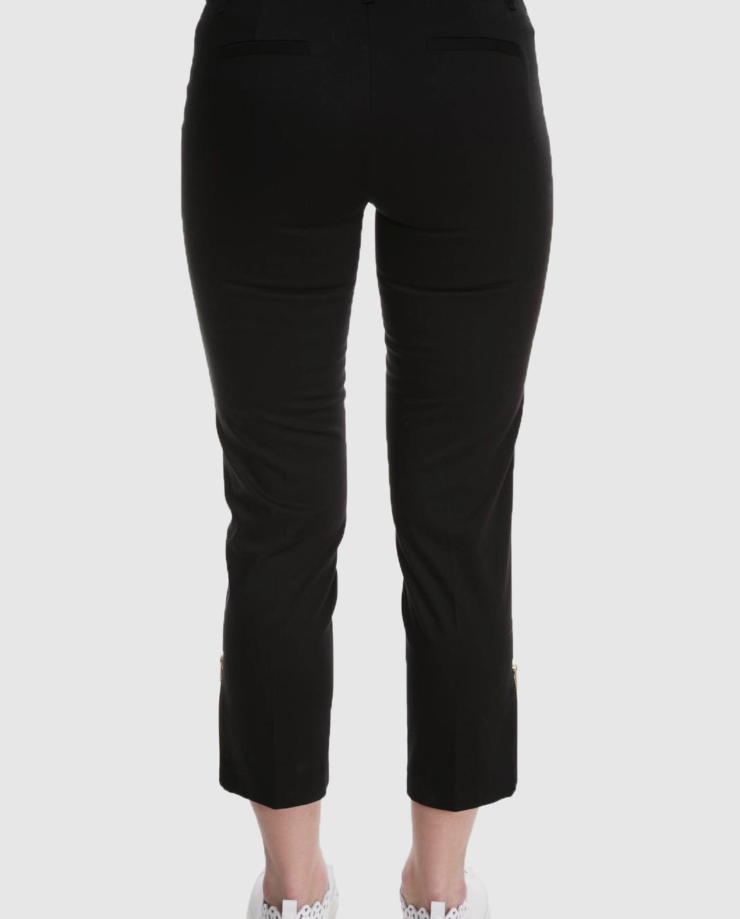 Twin Set Черные брюки TS826B изображение 4