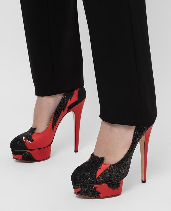 Красные туфли hover